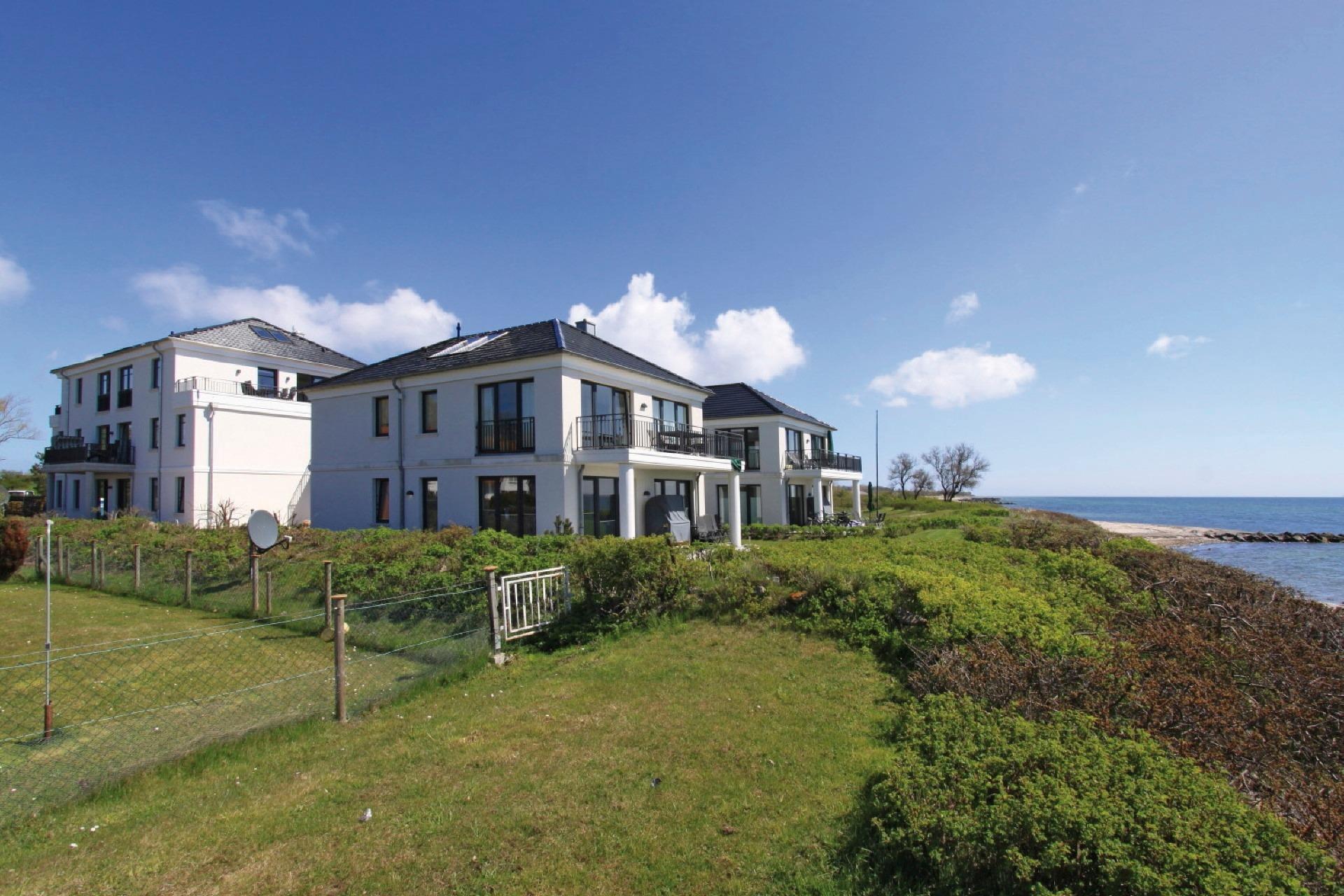 Strandresidenz Vogelflug Haus Ostseeblick App 13 9150