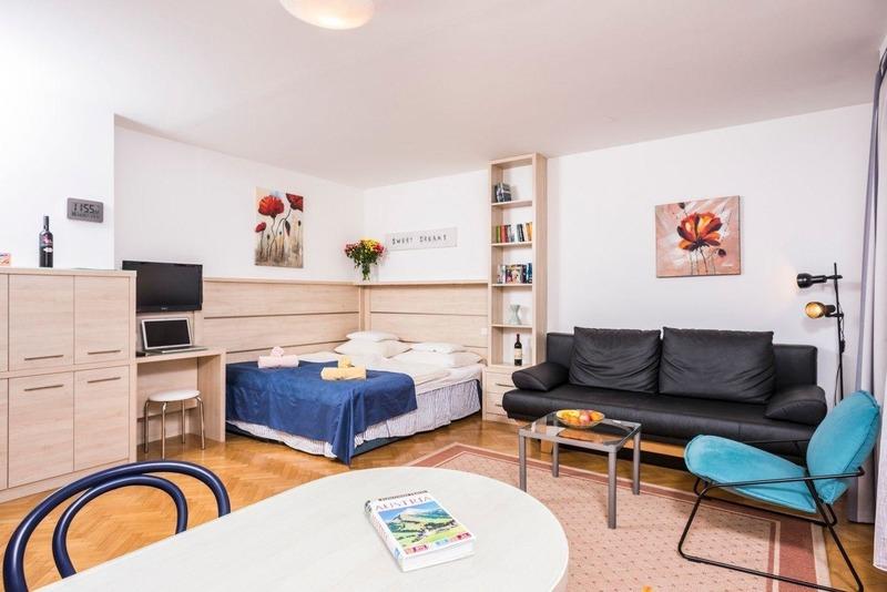 Appartements Ferchergasse H03