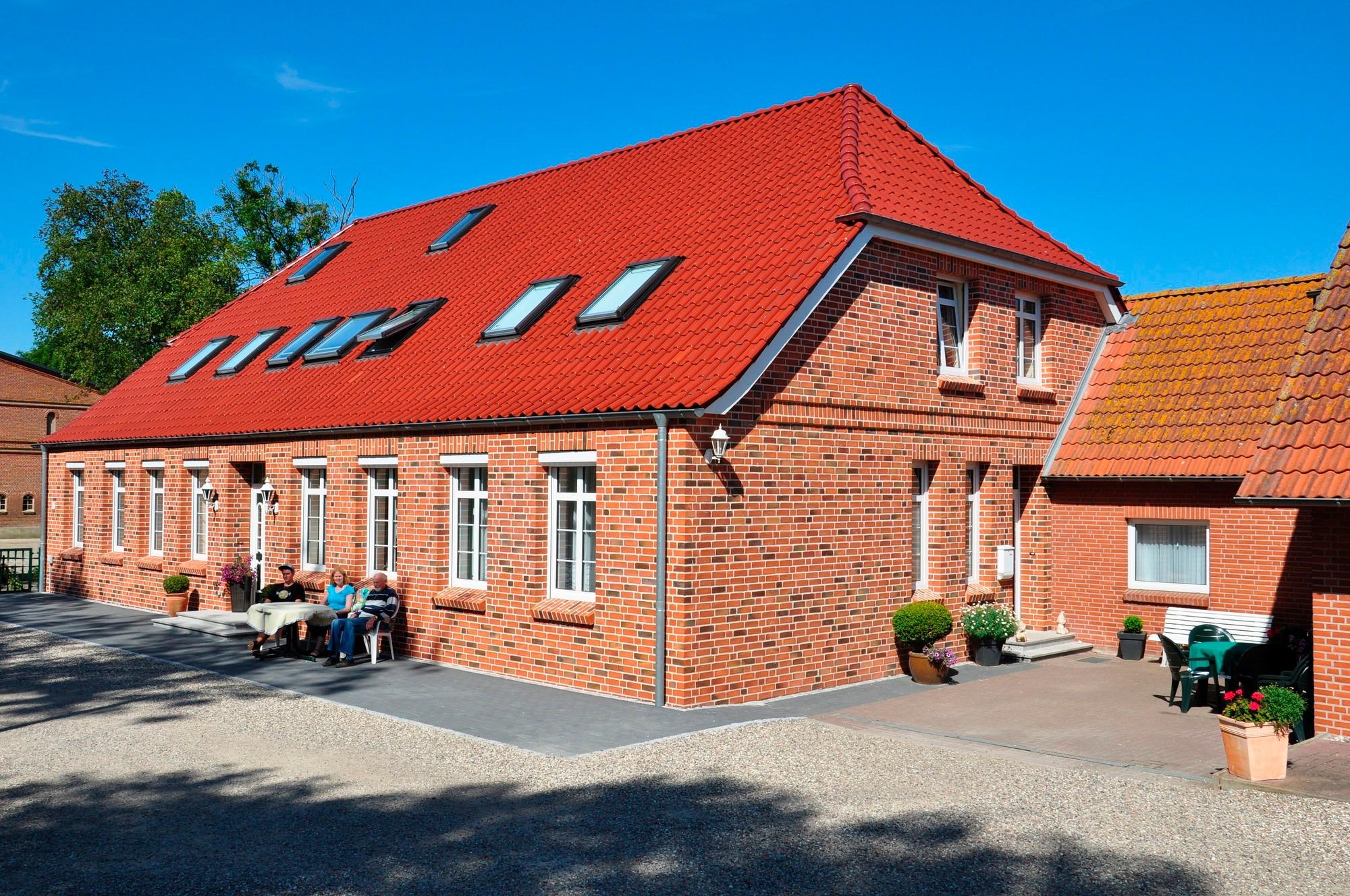 Ferienhof Detlef - Reihenhaus Gänseblümc