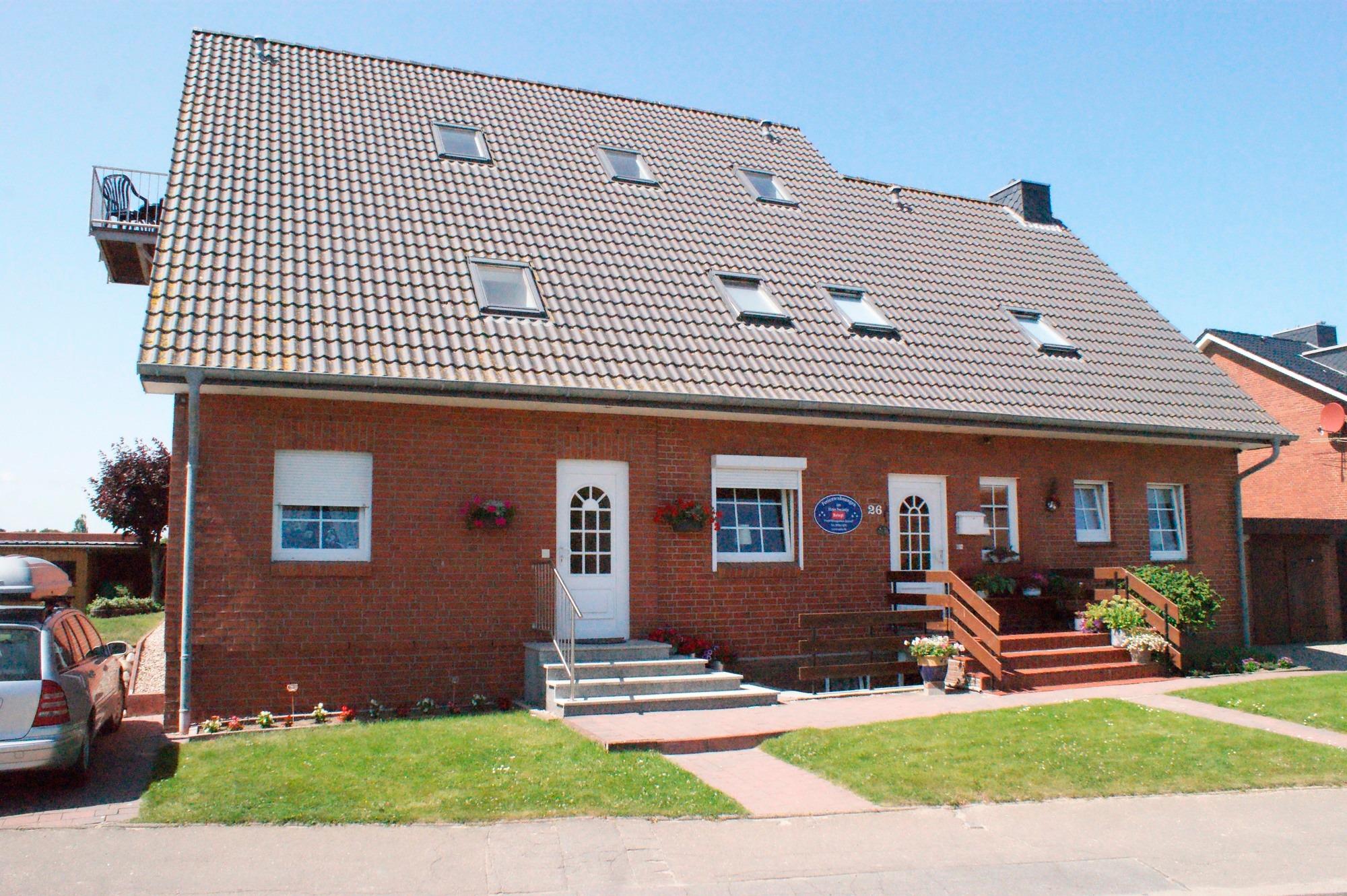 Haus Swantje - Fewo 3 Ferienwohnung an der Ostsee