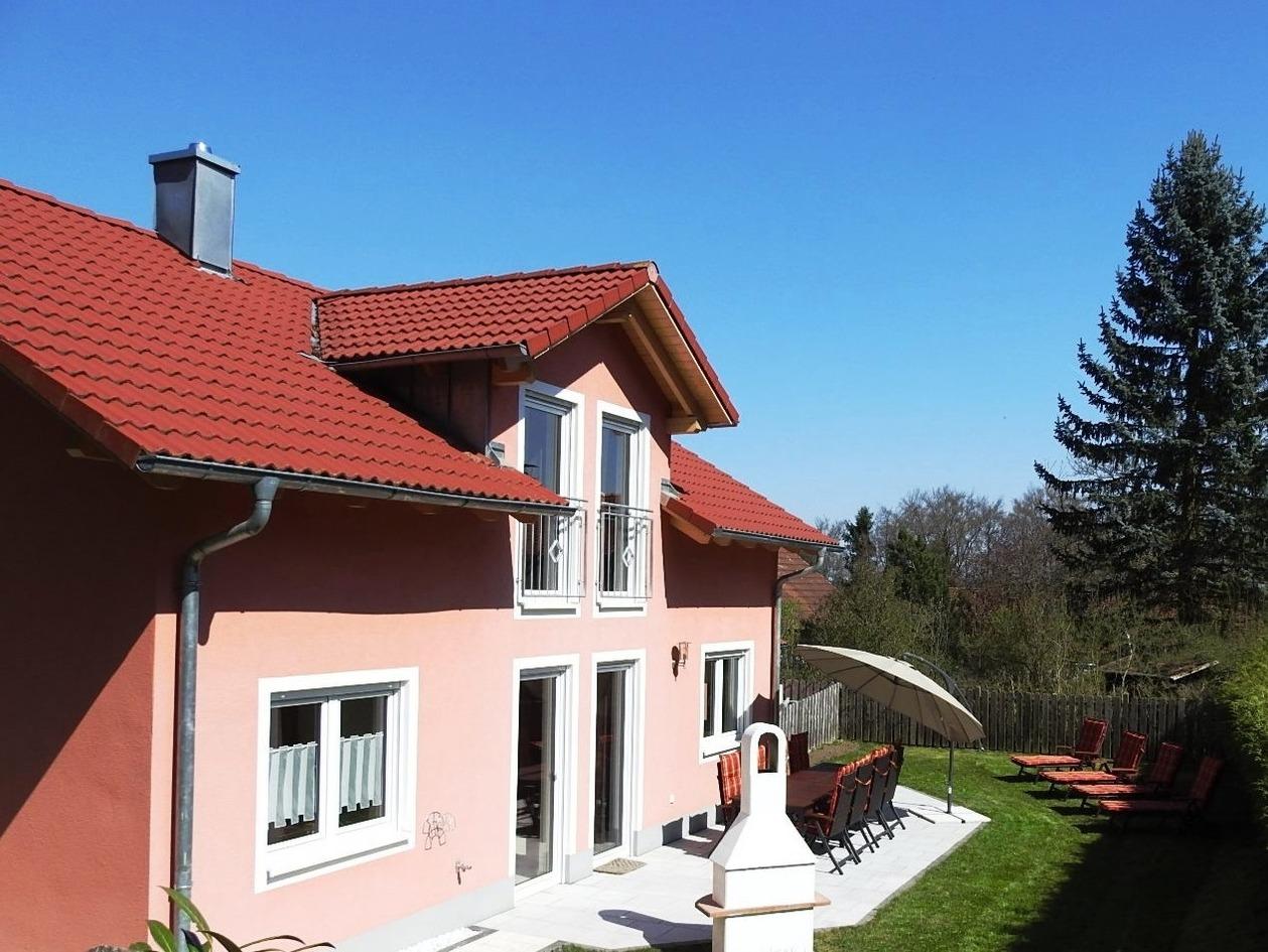 Ferienhaus am Waldrand Ferienhaus in Sachsen
