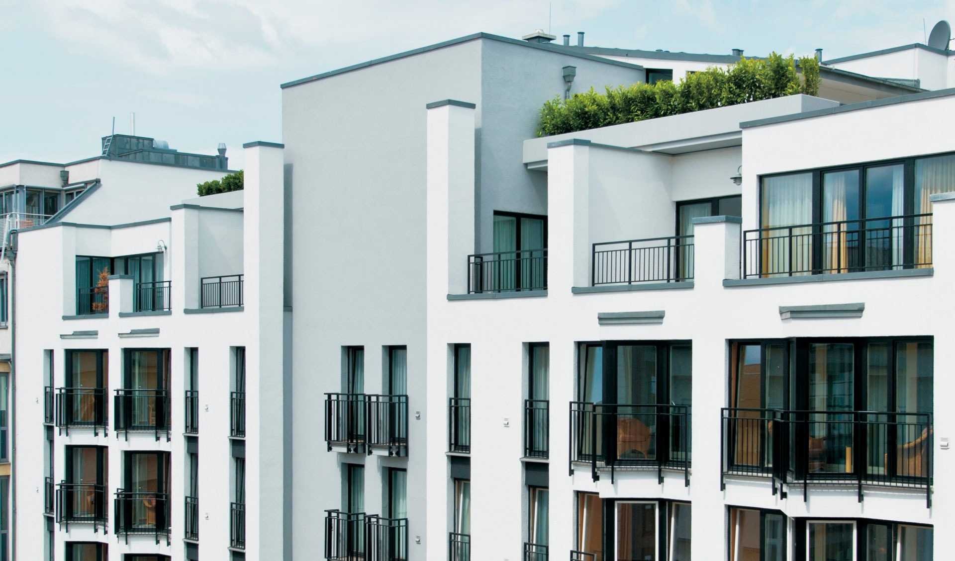 Superior-Apartment 3 Ferienwohnung am Bodensee