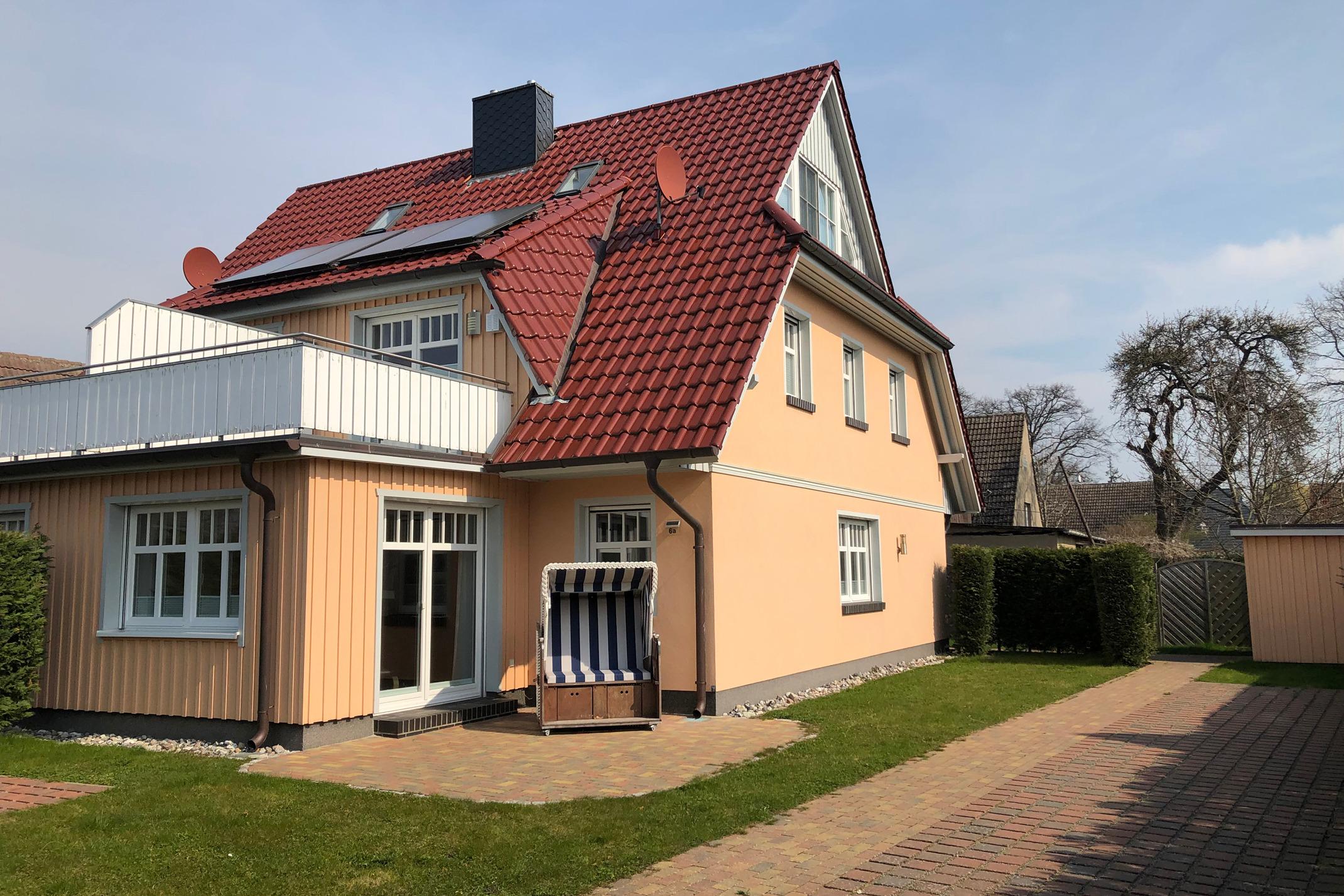 Haus Ole Ferienhaus  Fischland Darß Zingst