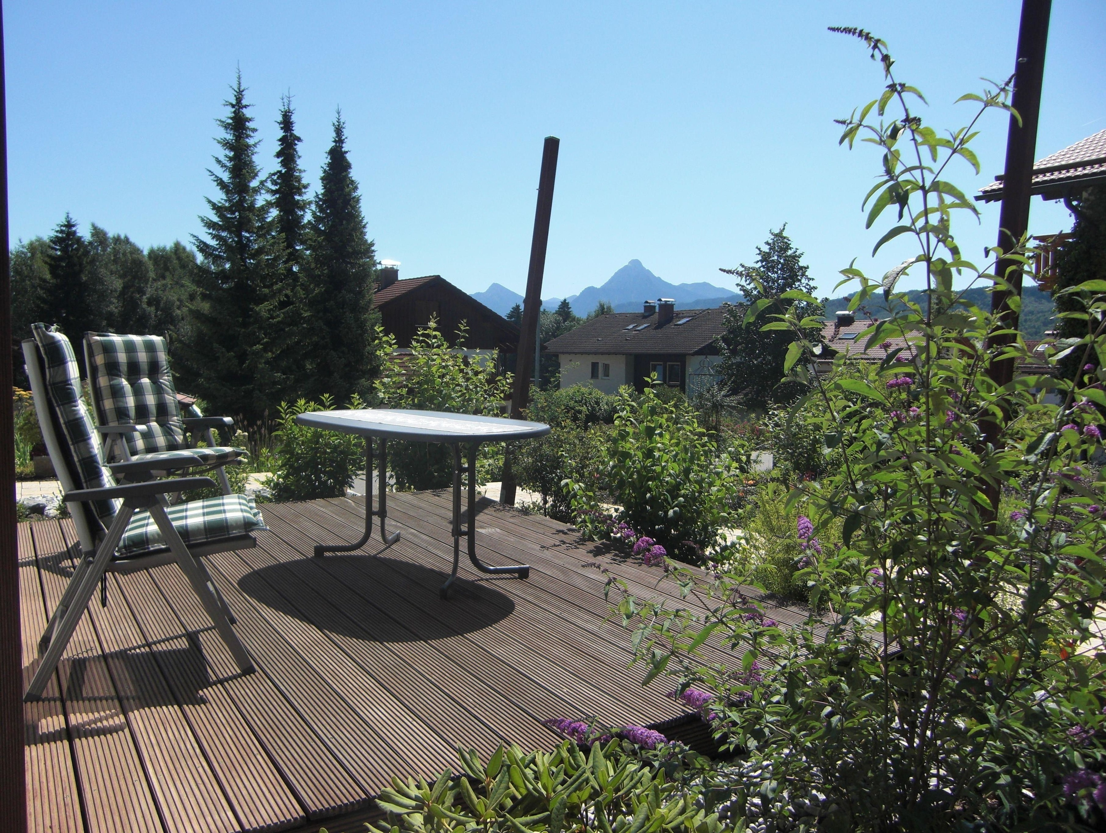 Apart Studio am Rosengarten Ferienwohnung im Allgäu