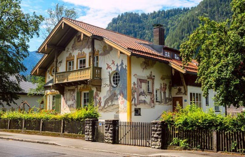 Holiday house Meister´s Ferienhaus - Tiere herzlich willkommen! - Königswinkel (1760533), Lechbruck, Lechsee, Bavaria, Germany, picture 13