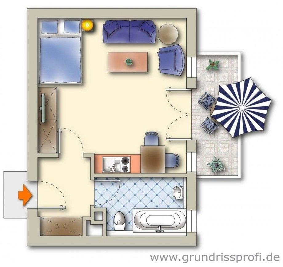 Appartement de vacances Appartements Ferchergasse R26 (1854304), Vienne, , Vienne, Autriche, image 16