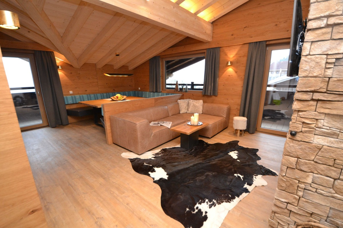 Holiday apartment Chaletapartment Gipfelwind (1859316), Kaltenbach, Zillertal, Tyrol, Austria, picture 1
