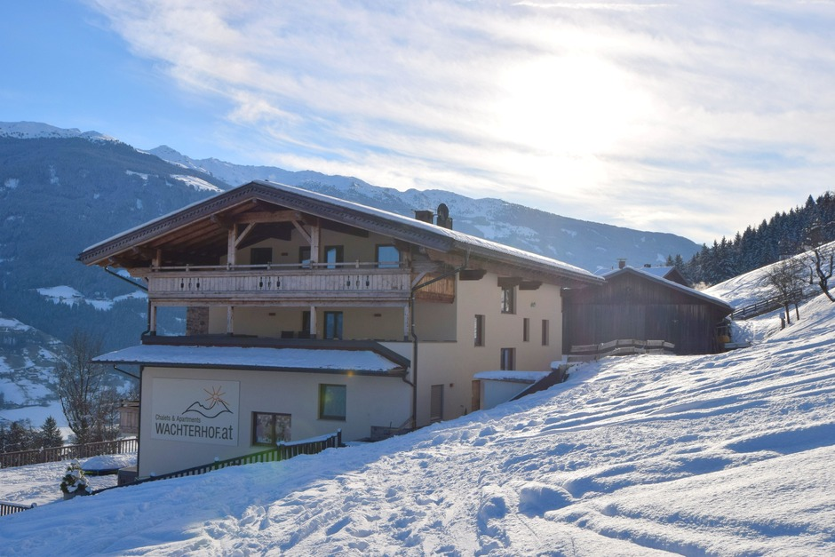 Holiday apartment Chaletapartment Gipfelwind (1859316), Kaltenbach, Zillertal, Tyrol, Austria, picture 17