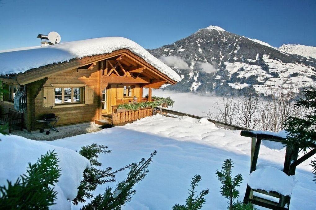 Holiday house Bergchalet Alpenrose (1859317), Kaltenbach, Zillertal, Tyrol, Austria, picture 2