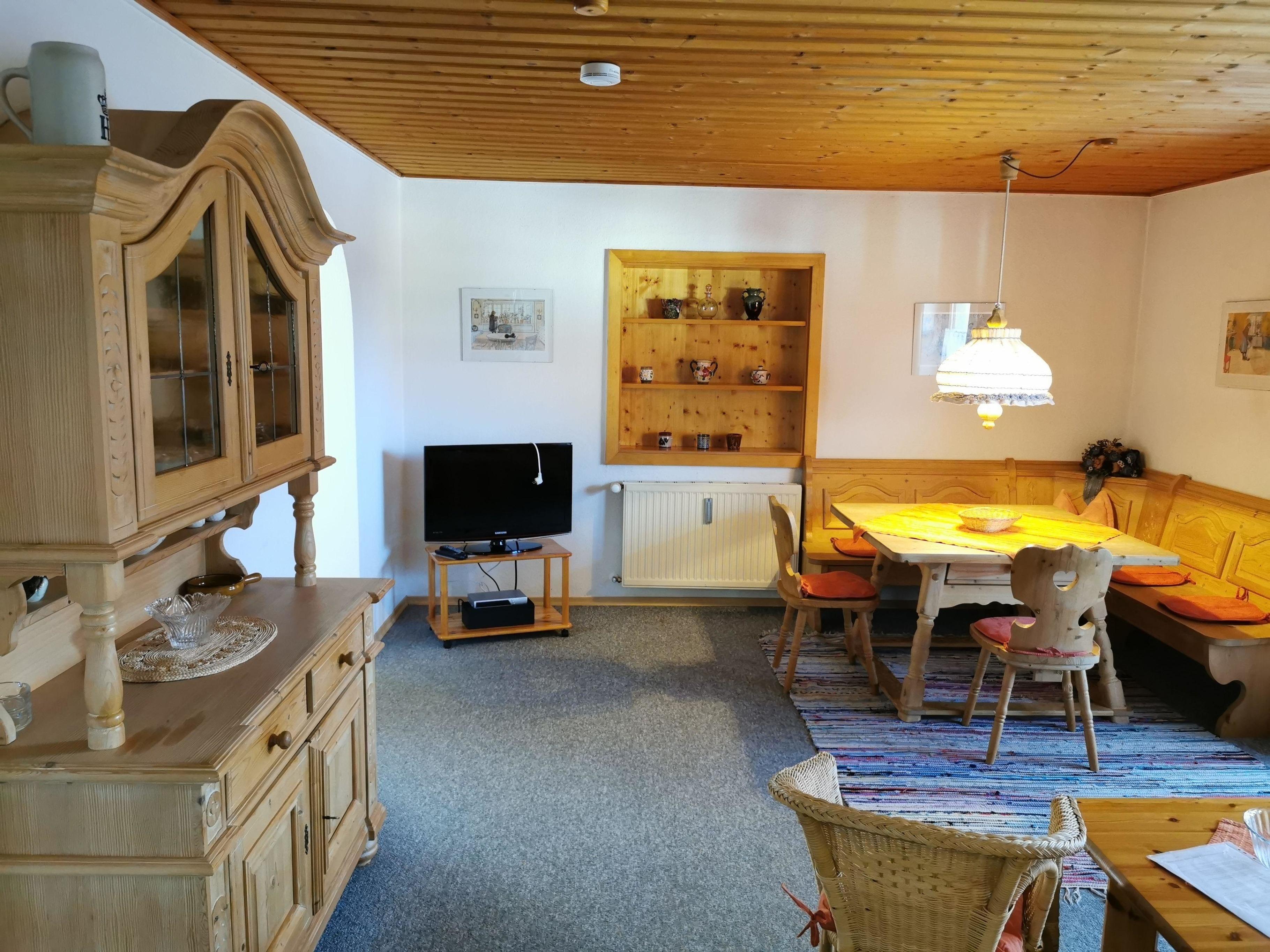 Haus Haidweg Wohnung 2 - 2 Zimmer, ca. 50 qm f&uum Ferienwohnung im Bayerischer Wald