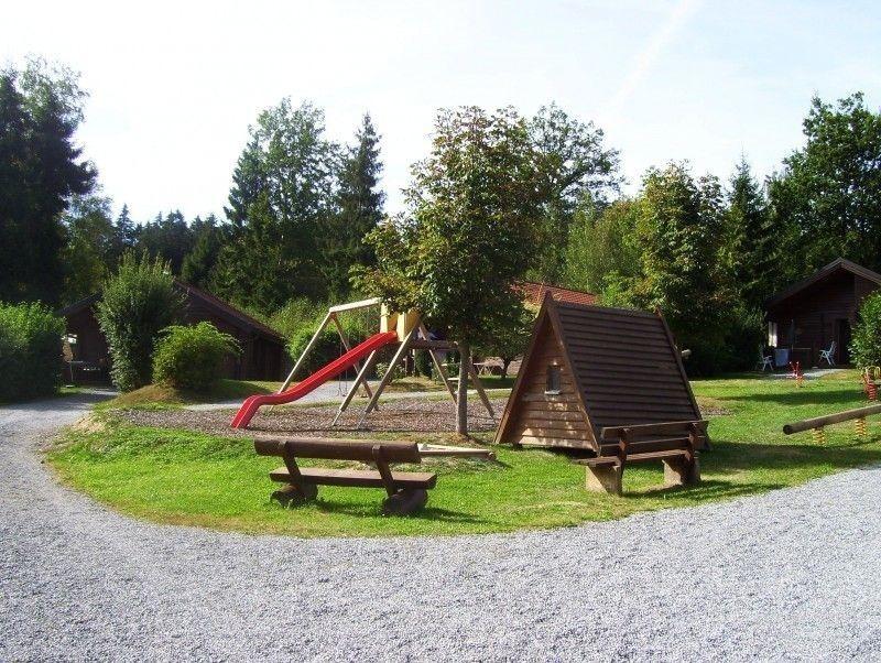 Ferienhaus Komfortables Ferienblockhaus Nr. 27 -56 qm- bis 4 Personen Viechtach Jägerpark (2018875), Viechtach, Bayerischer Wald, Bayern, Deutschland, Bild 12
