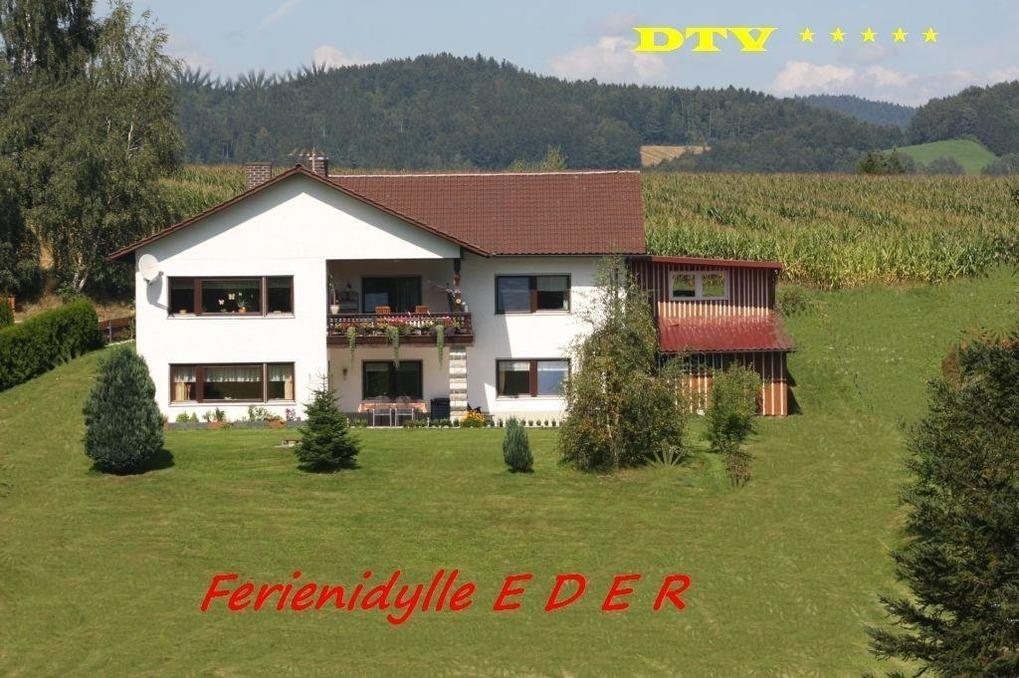 Ferienwohnung Ferienidylle Eder - 5 Sterne DTV - Dreiburgenland - Nationalpark Bayerischer Wald - ruhig  (2018877), Saldenburg, Bayerischer Wald, Bayern, Deutschland, Bild 1