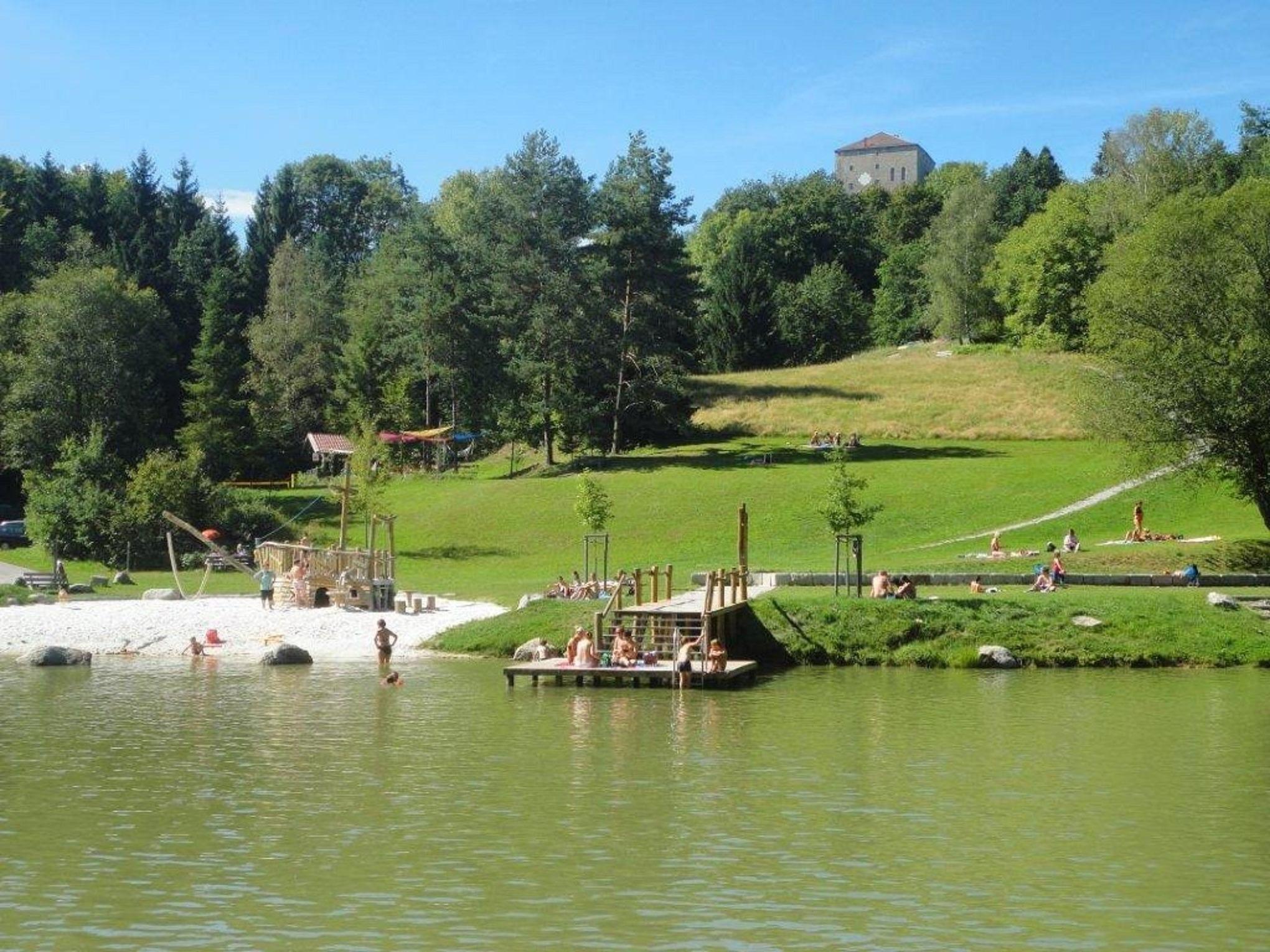 Ferienwohnung Ferienidylle Eder - 5 Sterne DTV - Dreiburgenland - Nationalpark Bayerischer Wald - ruhig  (2018877), Saldenburg, Bayerischer Wald, Bayern, Deutschland, Bild 21