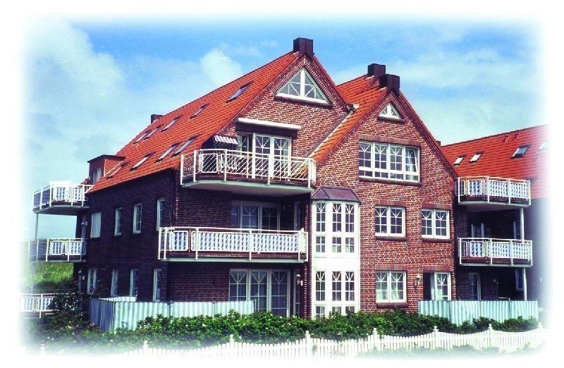 Inselresidenz Wattenmeer Wo 3