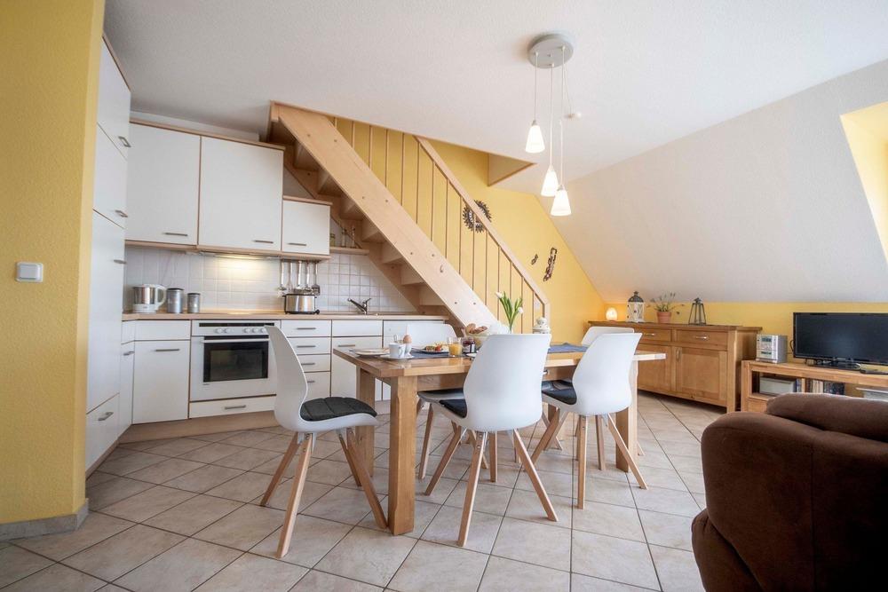 Hamburger Straße 7 OG Ferienwohnung an der Nordsee