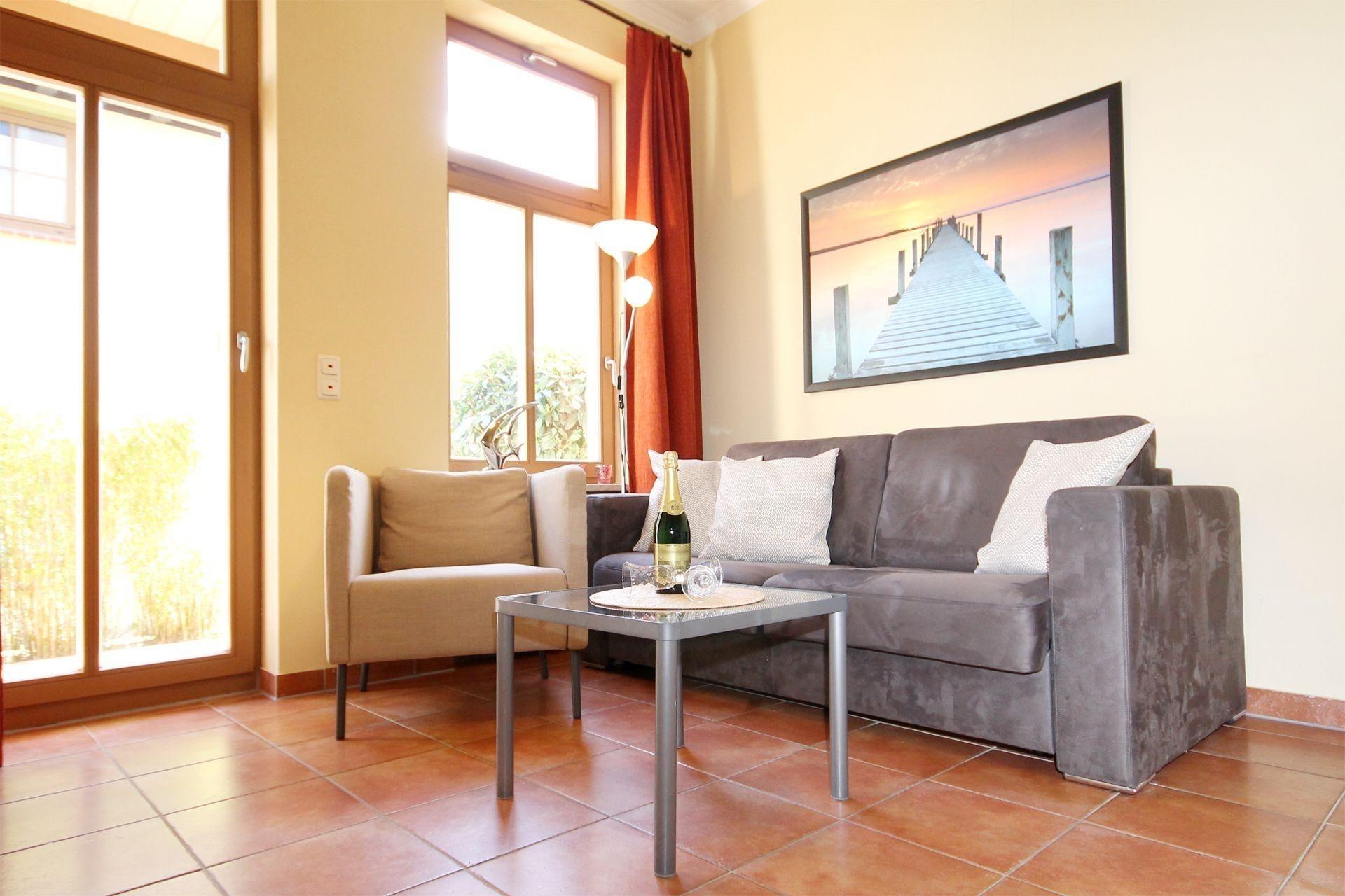 Villa Käthe Wohnung 5 515