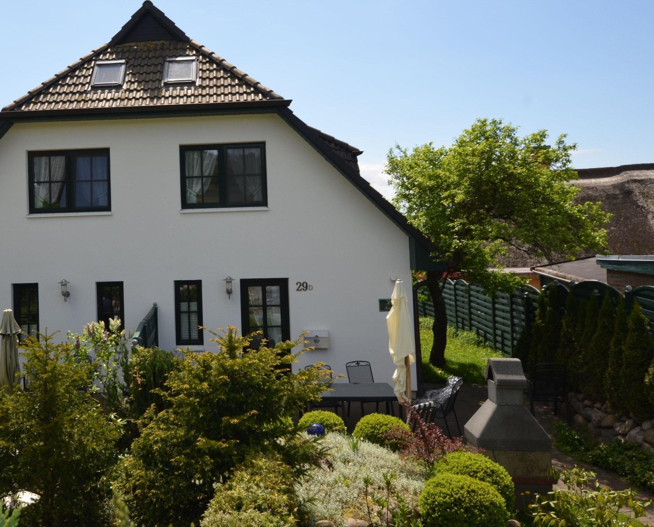 """Ferienhaus """"Seeadler"""" in Groß Zick Ferienhaus in Deutschland"""
