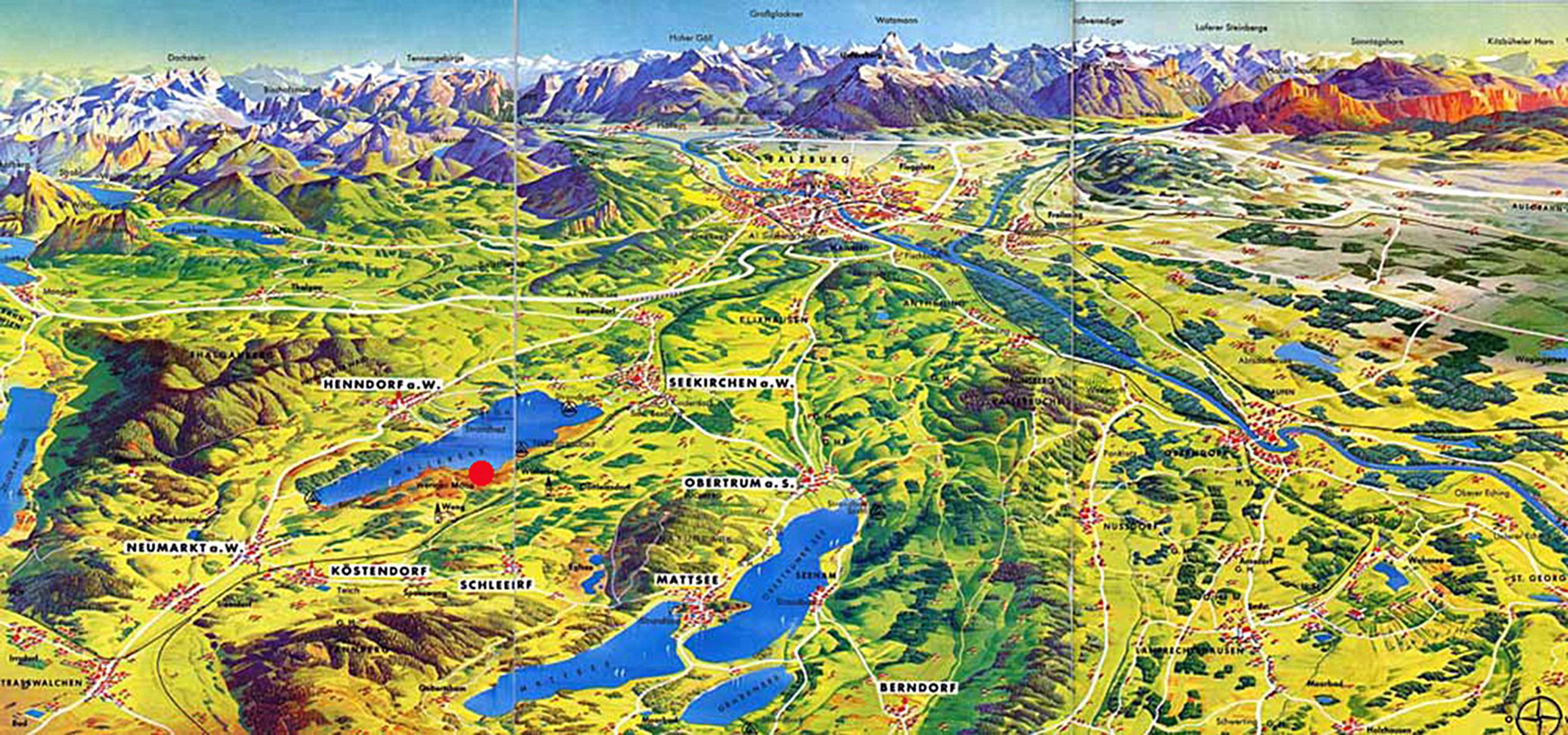 Appartement de vacances Salzburg/Ferienparadies am See/Goldener Herbst/ Christmas & Sylvester (2374298), Seekirchen am Wallersee, Salzbourg plaine, Salzbourg, Autriche, image 25