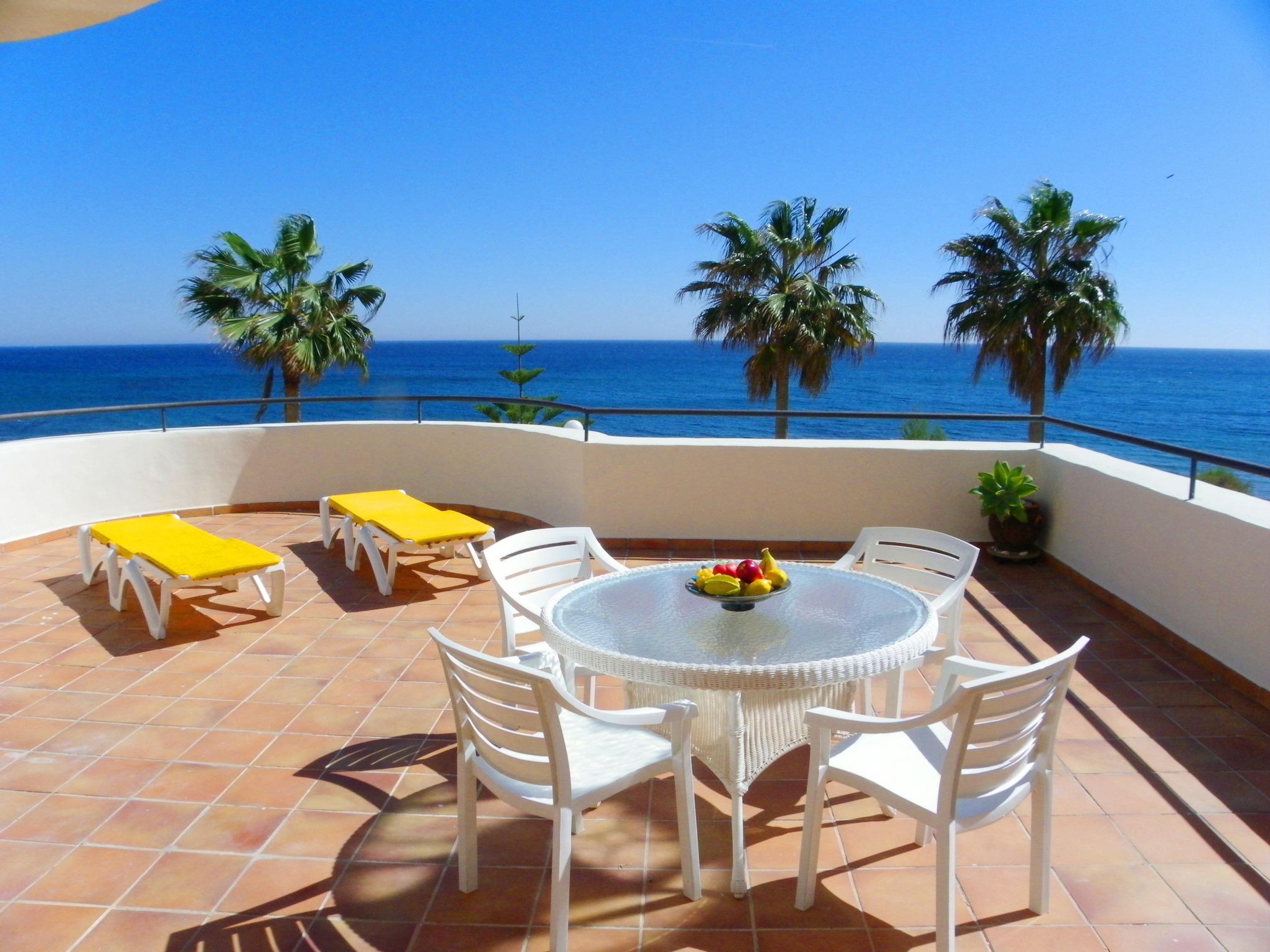 BERMUDA BEACH 1 Ferienwohnung in Spanien
