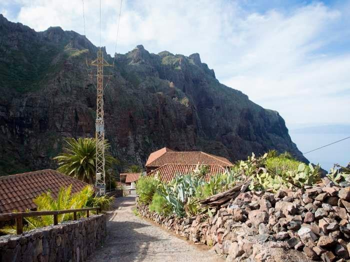 Maison de vacances im Dorf Masca - F7110 (2455925), Masca, Ténérife, Iles Canaries, Espagne, image 15