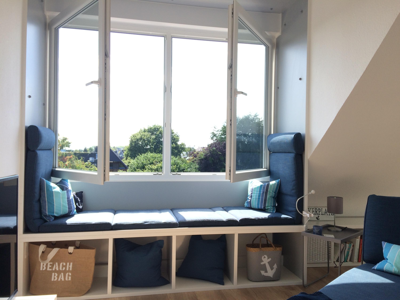 Großartig Sitzfensterbank Dekoration Von Ausstattung
