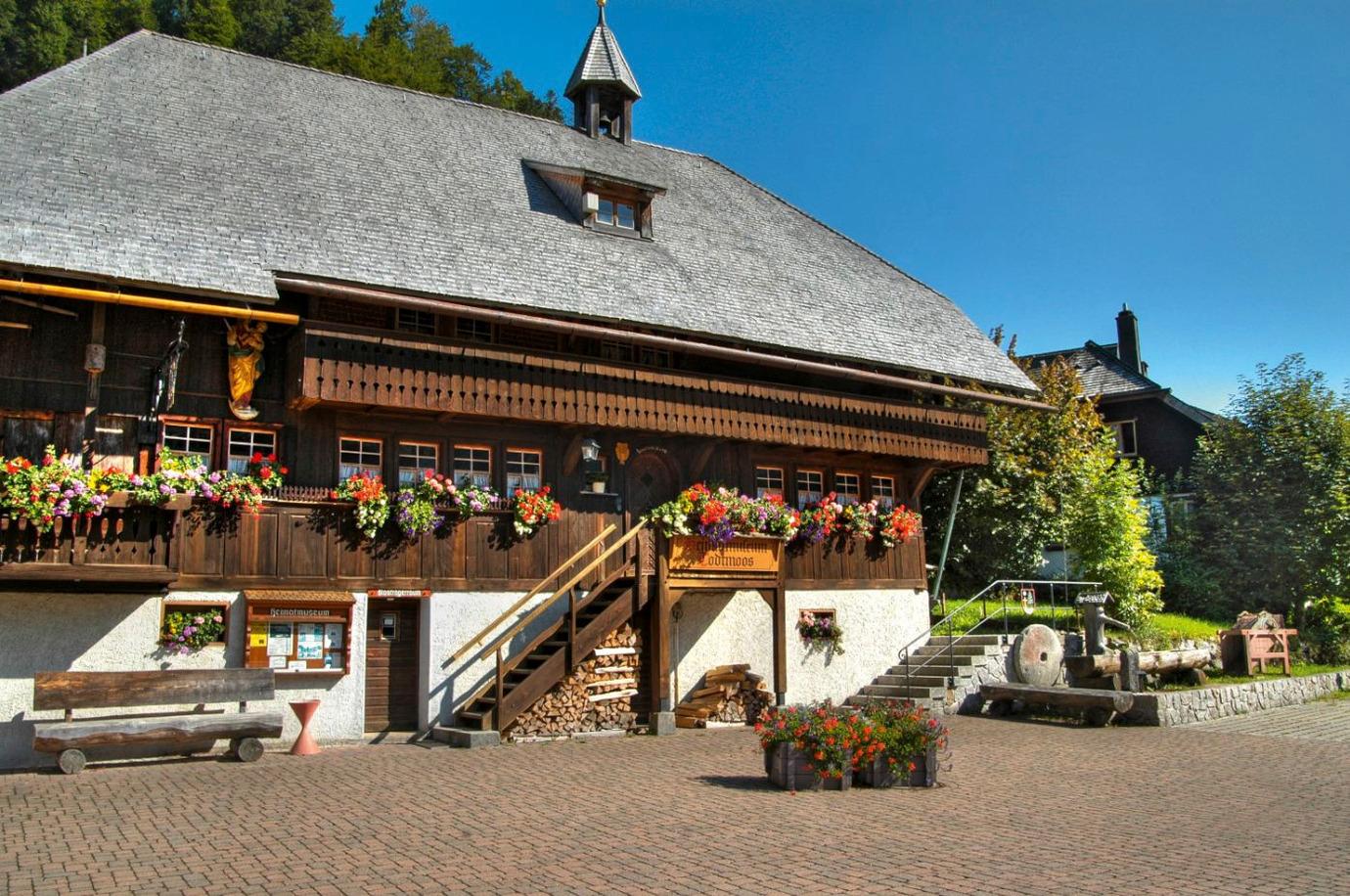 Ferienwohnung Kupferkanne - Fewo Wand  Nr 21 - Todtmoos, Liftverbund Feldberg (2641734), Todtmoos, Schwarzwald, Baden-Württemberg, Deutschland, Bild 17