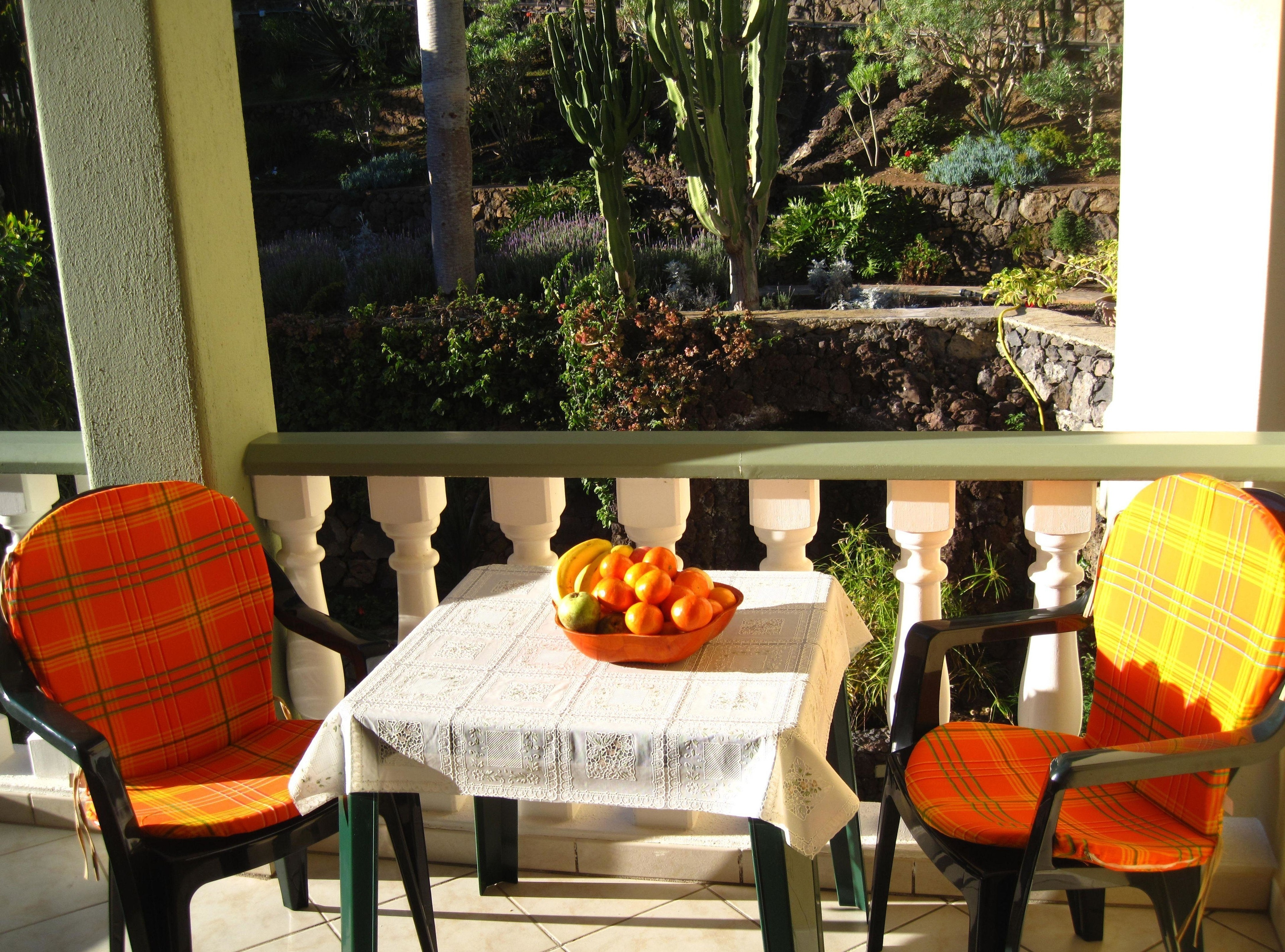 Appartement de vacances Fewo Atico Florasol, sehr ruhig direkt am Naturschutzgebiet, mit Pool, 2 Terrassen, Grill, (2492983), Santa Ursula, Ténérife, Iles Canaries, Espagne, image 4