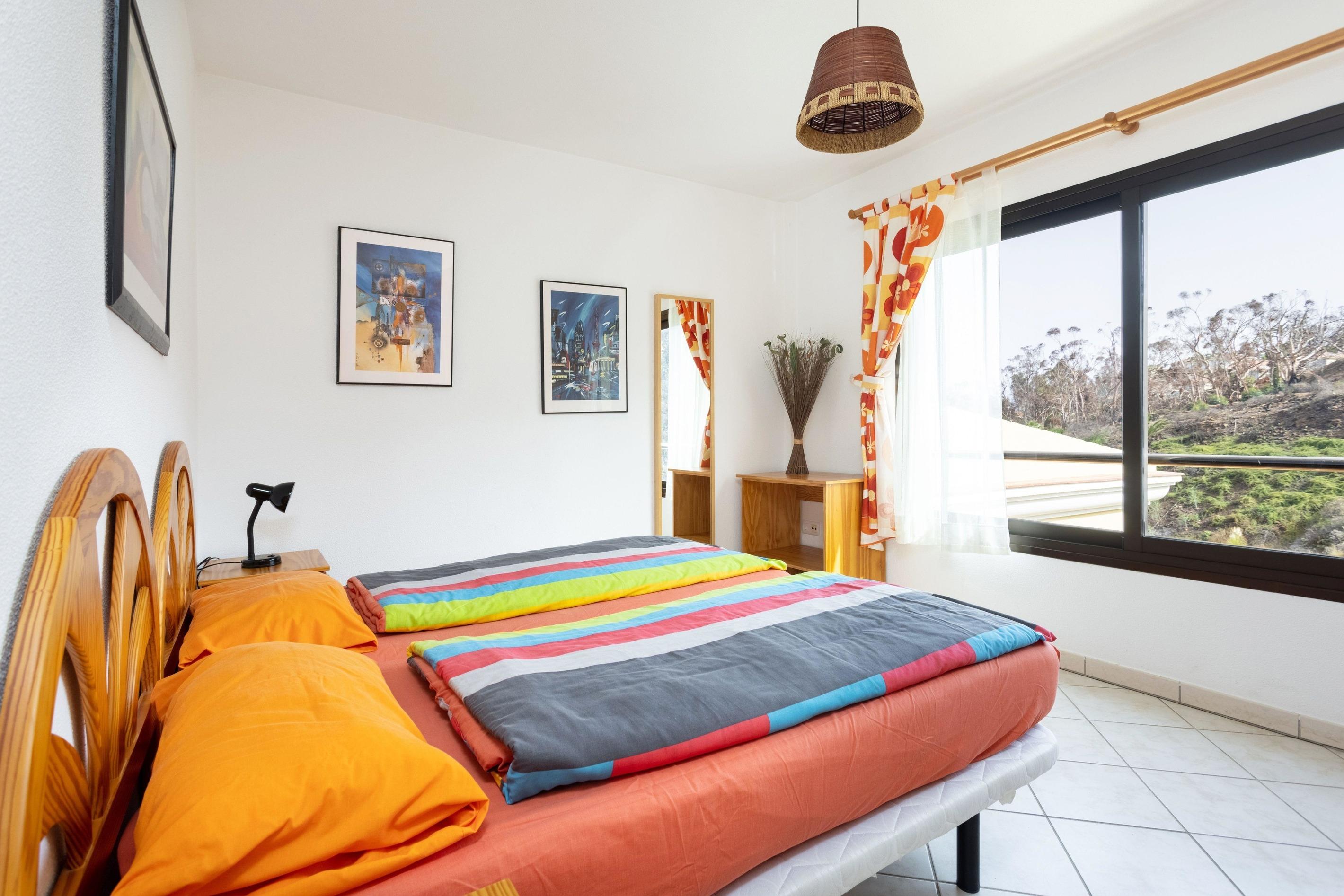 Appartement de vacances Fewo Atico Florasol, sehr ruhig direkt am Naturschutzgebiet, mit Pool, 2 Terrassen, Grill, (2492983), Santa Ursula, Ténérife, Iles Canaries, Espagne, image 8