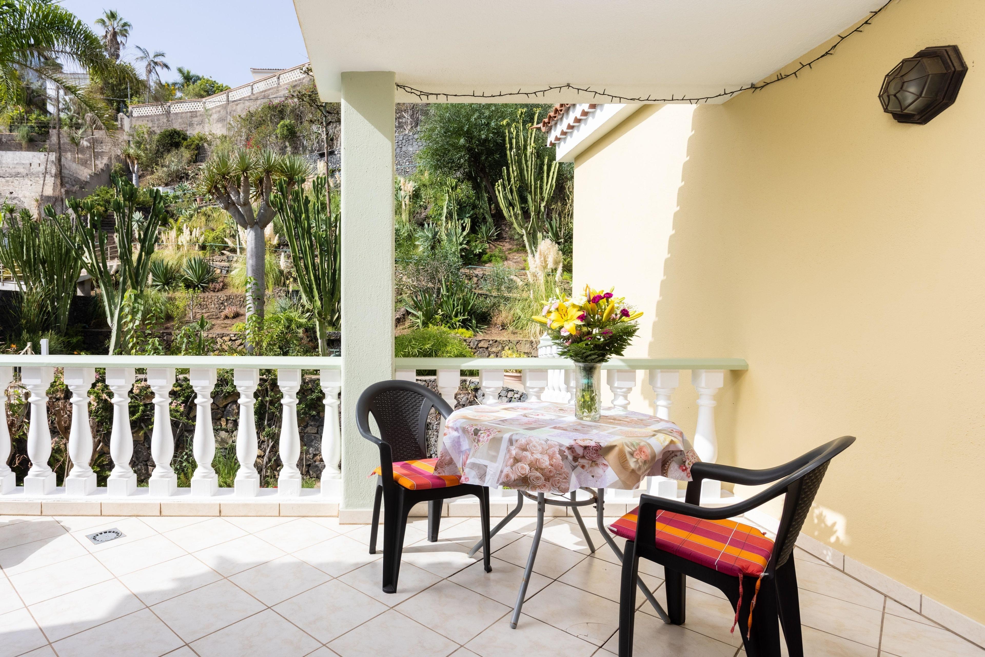 Appartement de vacances Fewo Atico Florasol, sehr ruhig direkt am Naturschutzgebiet, mit Pool, 2 Terrassen, Grill, (2492983), Santa Ursula, Ténérife, Iles Canaries, Espagne, image 13