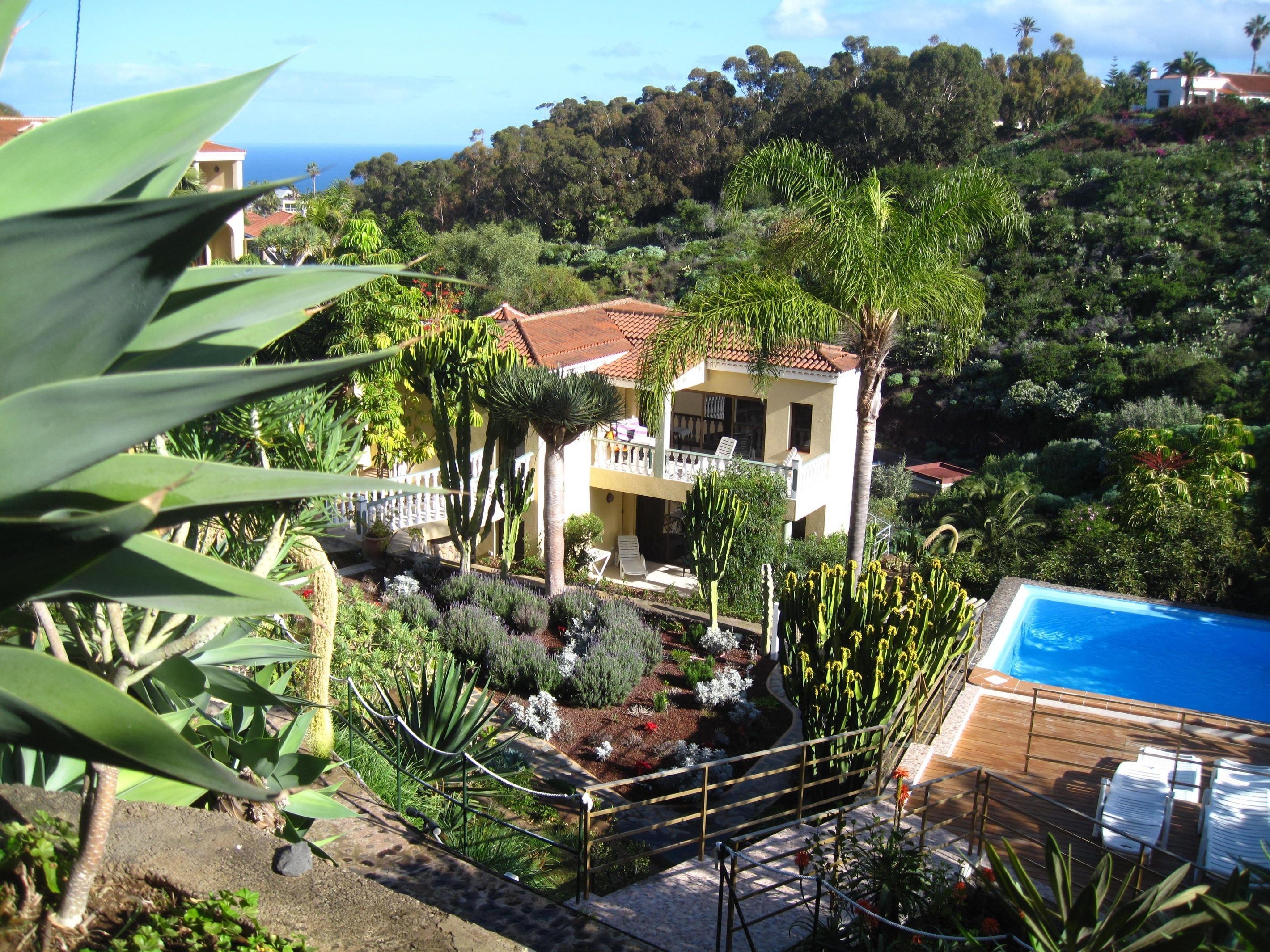 Appartement de vacances Fewo Atico Florasol, sehr ruhig direkt am Naturschutzgebiet, mit Pool, 2 Terrassen, Grill, (2492983), Santa Ursula, Ténérife, Iles Canaries, Espagne, image 17