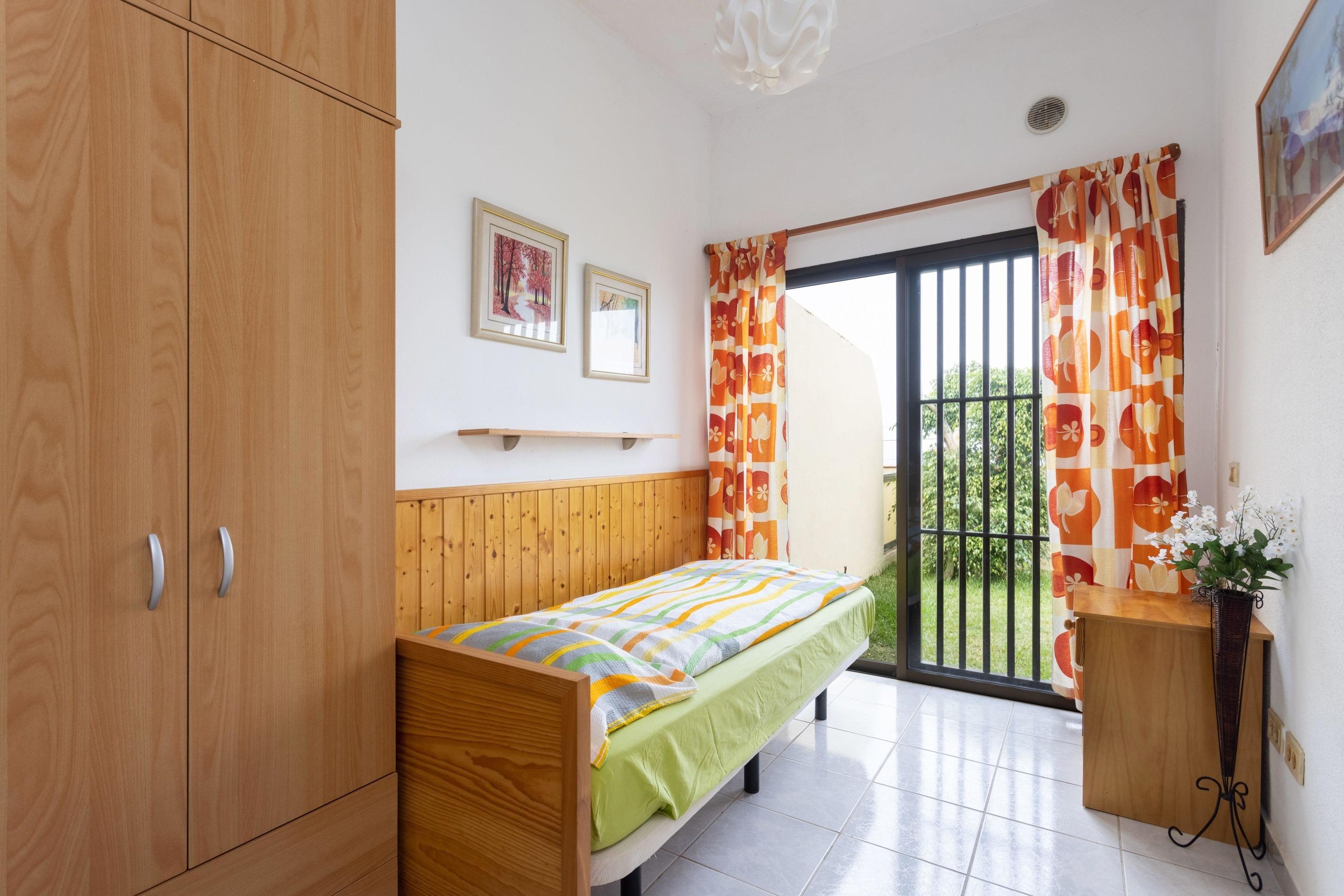 Appartement de vacances Fewo Solymar, mit 2 Schlafzimmern, 2 Bädern, eigener Terrasse und Garten, Meerblick, Pool, (2492986), Santa Ursula, Ténérife, Iles Canaries, Espagne, image 17