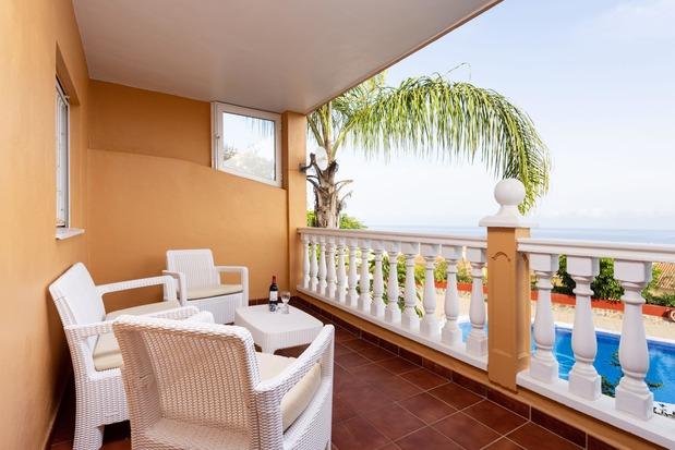 Appartement de vacances Fewo Playamar Romantico, Nähe Strand, toller Meerblick, 2 Schlafzimmer, 2 Terrassen, Pool, (2492988), Puerto de la Cruz, Ténérife, Iles Canaries, Espagne, image 7