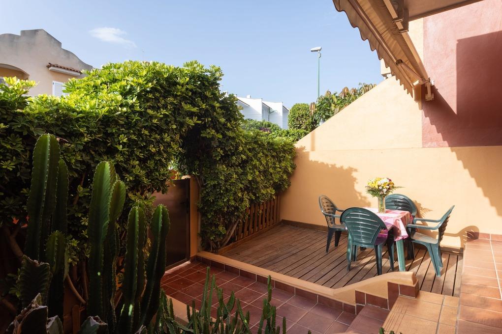 Appartement de vacances Fewo Playamar Romantico, Nähe Strand, toller Meerblick, 2 Schlafzimmer, 2 Terrassen, Pool, (2492988), Puerto de la Cruz, Ténérife, Iles Canaries, Espagne, image 9