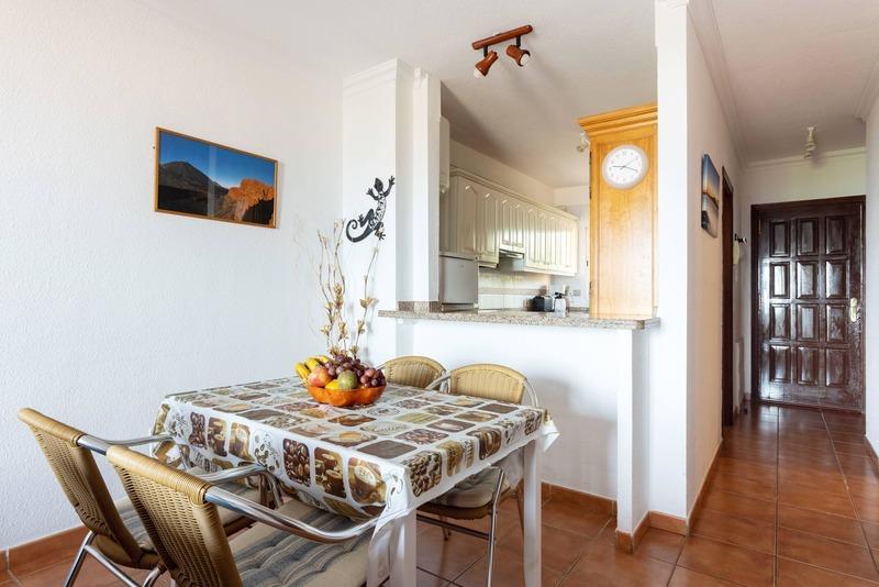 Appartement de vacances Fewo Playamar Romantico, Nähe Strand, toller Meerblick, 2 Schlafzimmer, 2 Terrassen, Pool, (2492988), Puerto de la Cruz, Ténérife, Iles Canaries, Espagne, image 11