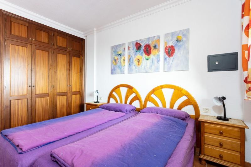 Appartement de vacances Fewo Playamar Romantico, Nähe Strand, toller Meerblick, 2 Schlafzimmer, 2 Terrassen, Pool, (2492988), Puerto de la Cruz, Ténérife, Iles Canaries, Espagne, image 16