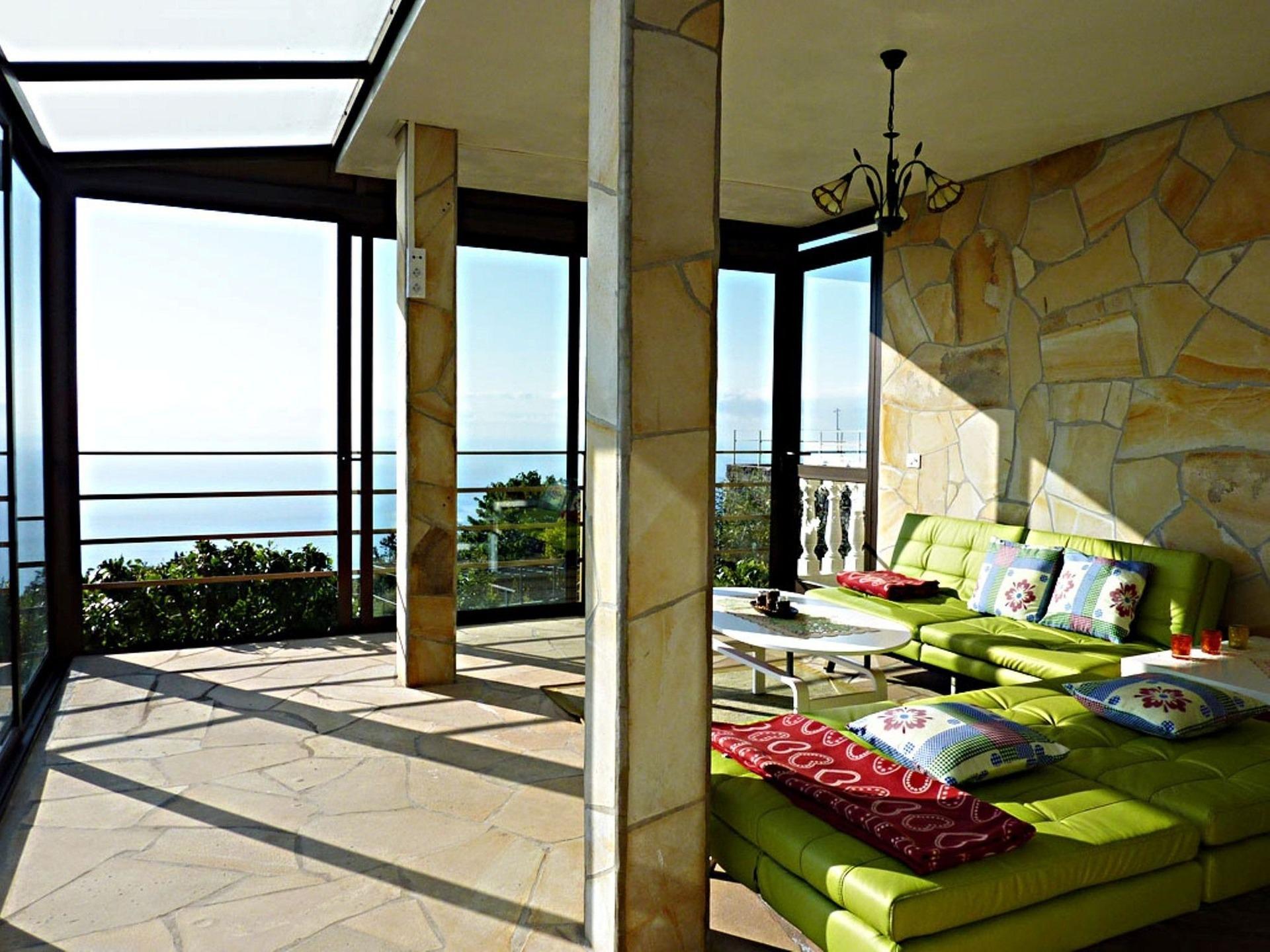 Maison de vacances Finca Panoramica Teidemar, 3 Schlafzimmer/Bäder, tolle Fernsicht, Gärten, Pool, Grill und  (2492991), Santa Ursula, Ténérife, Iles Canaries, Espagne, image 3