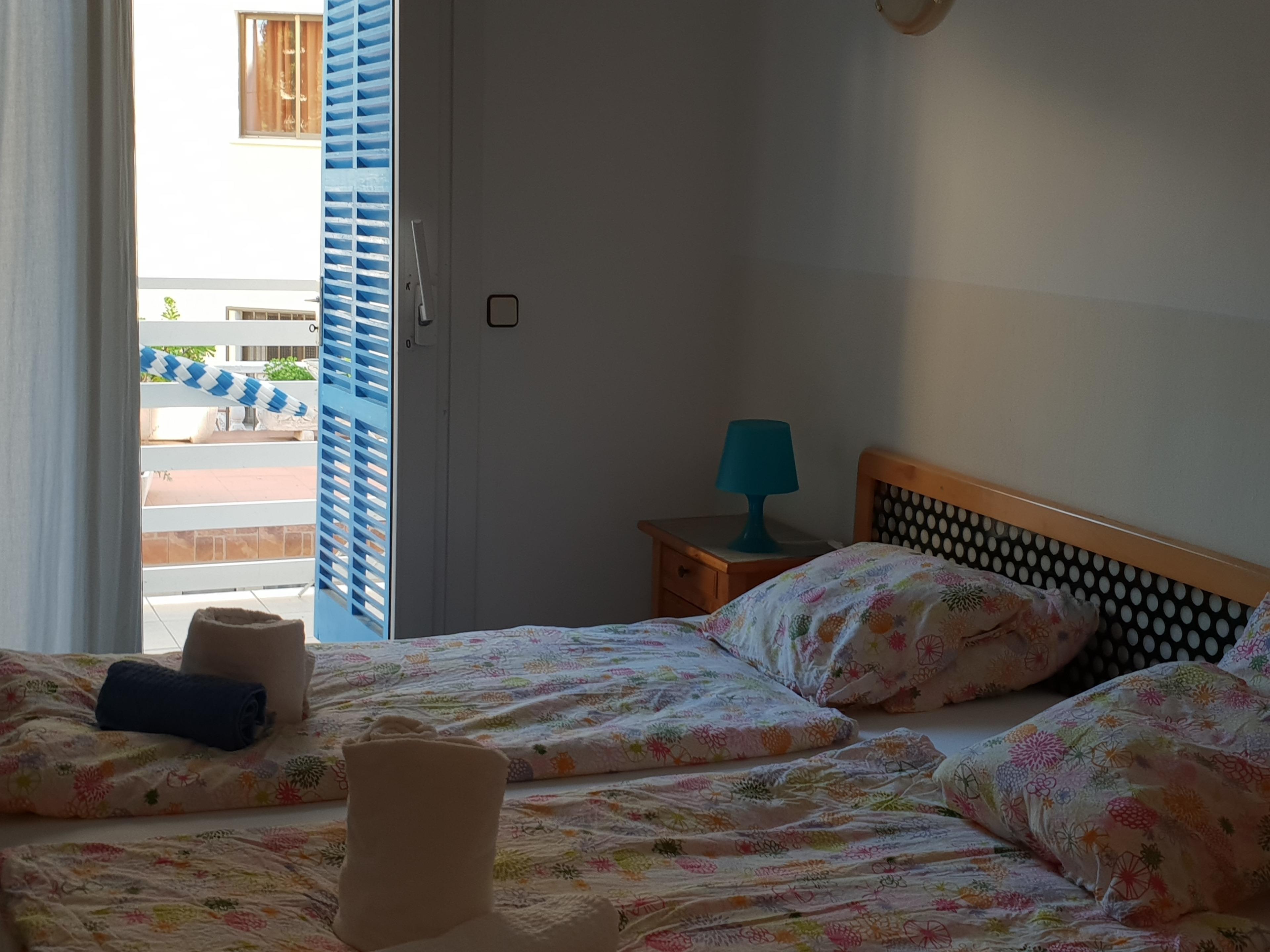 Studio Apartment 2P mit Balkon Strand in 250m WLAN