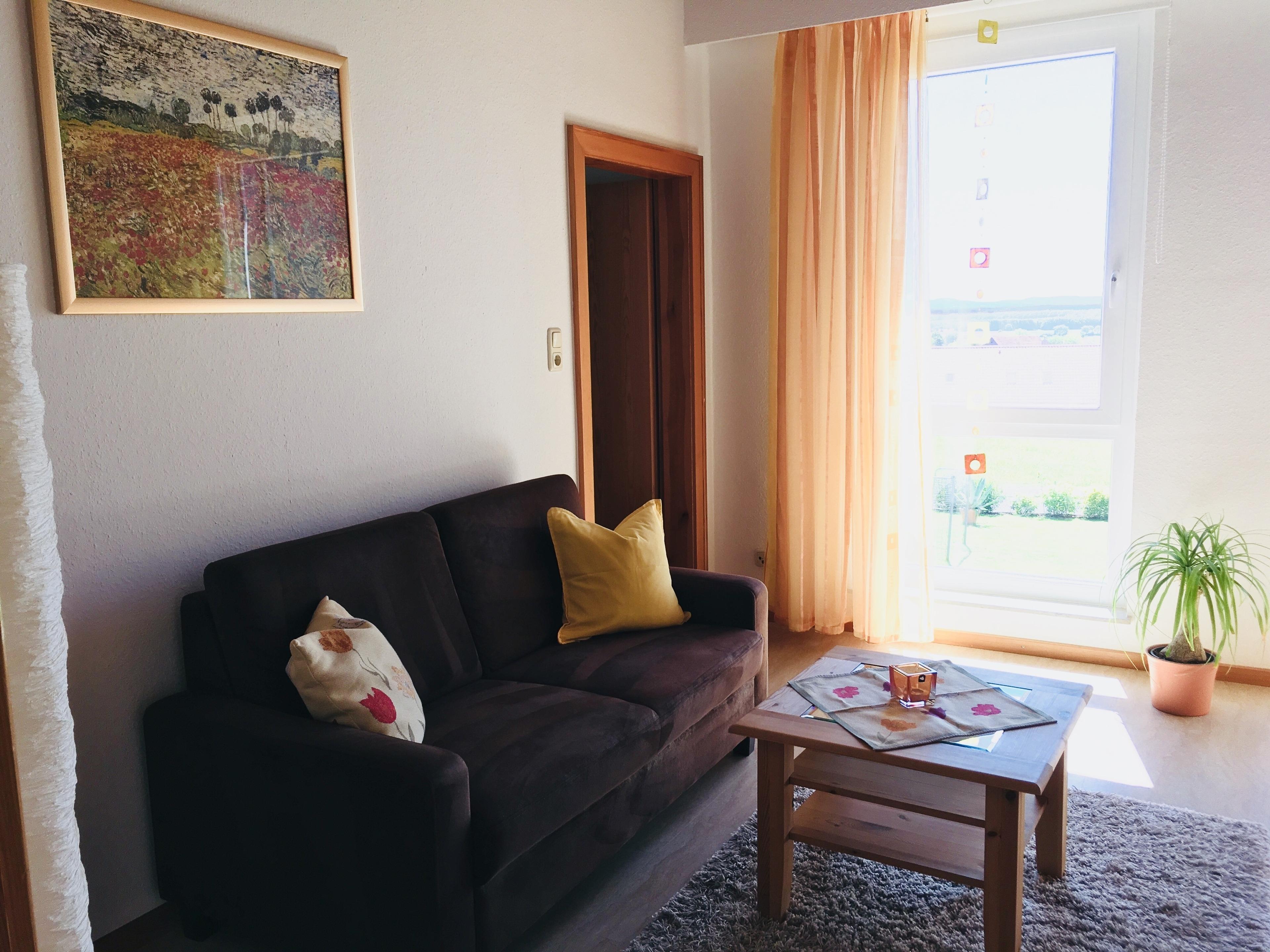 Panorama Appartment Ferienwohnung  Mittelweser