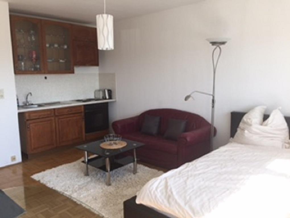 Ruhiges Appartement mit Balkon Ferienwohnung in Deutschland