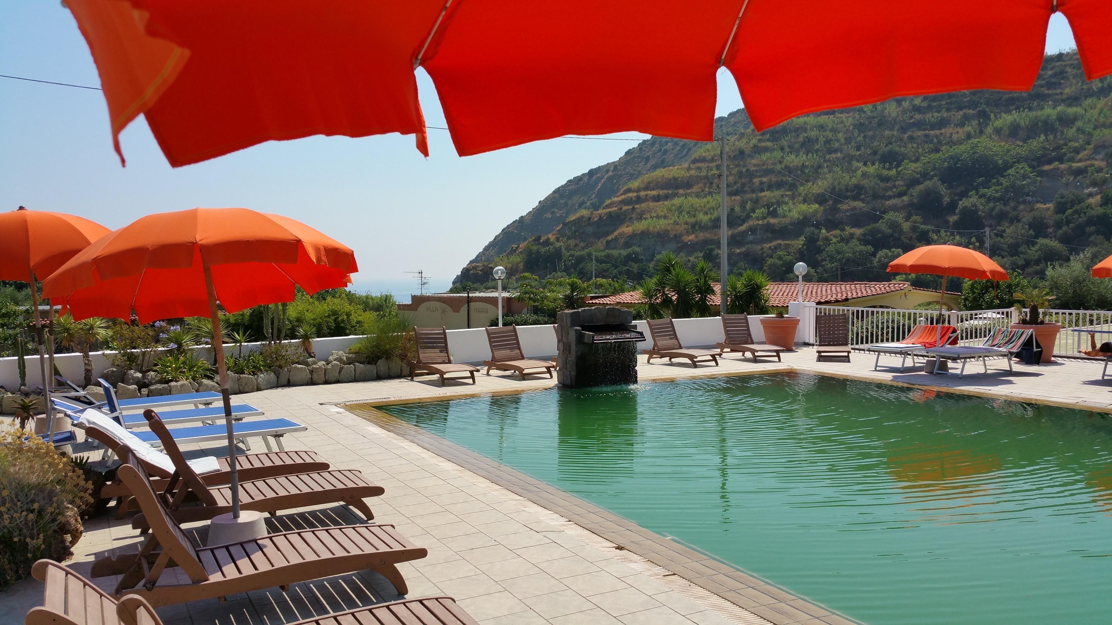 Ferienwohnung mit Thermalpool, eigener Quelle, Unt Ferienwohnung in Italien