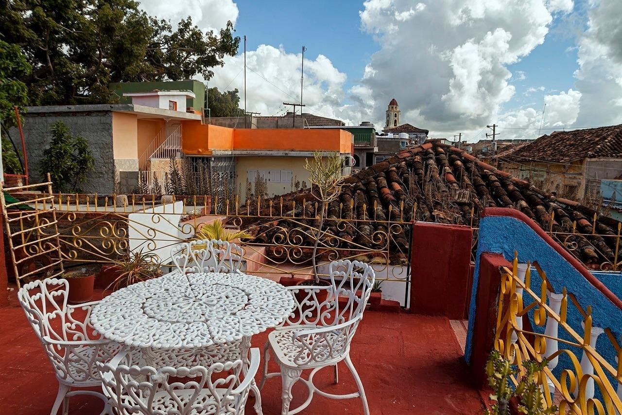 Hostal La Torre Mirador Appartement 2 Ferienwohnung in Trinidad