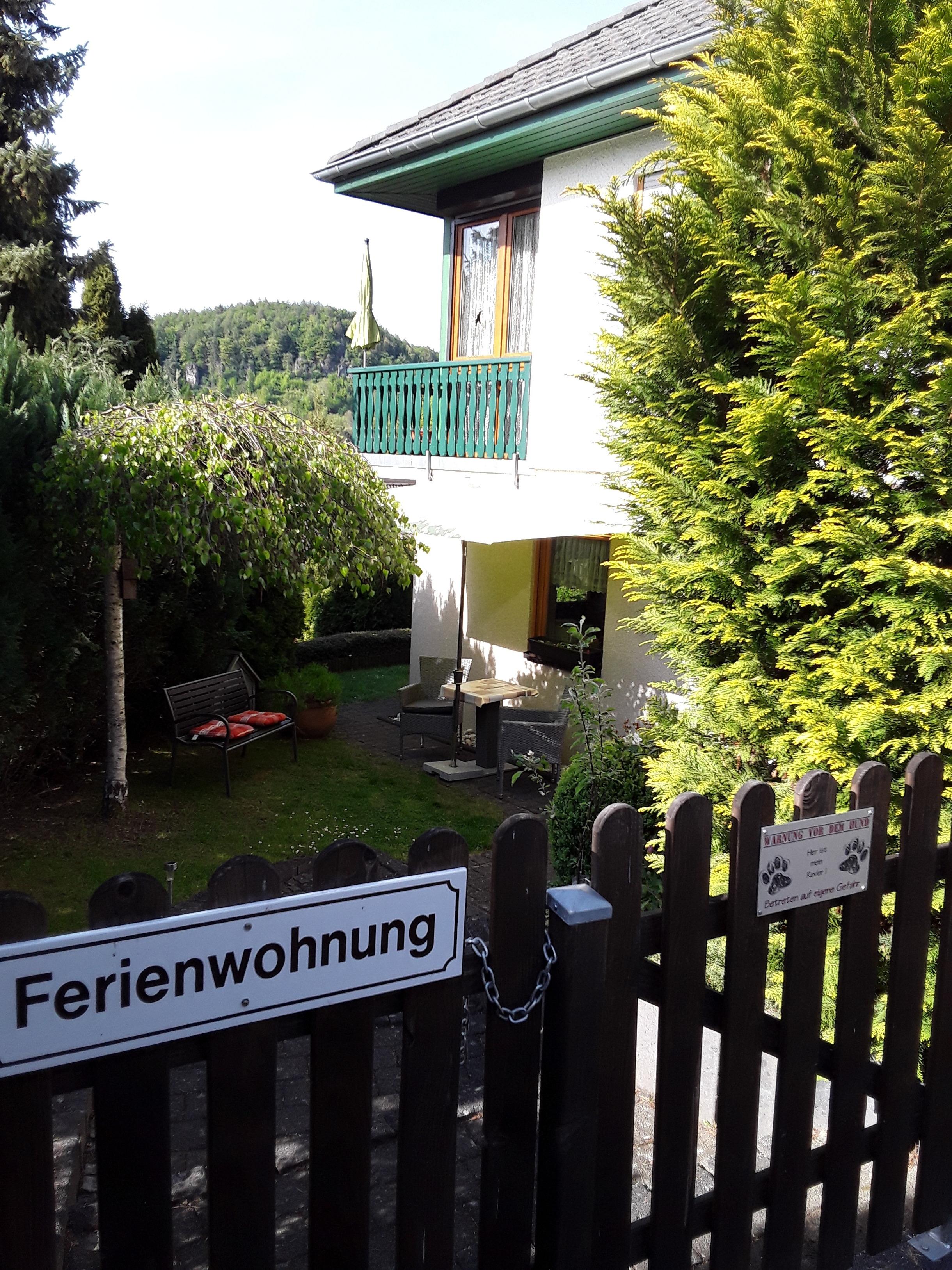 Ferienwohnung Hustley Ferienwohnung in der Eifel