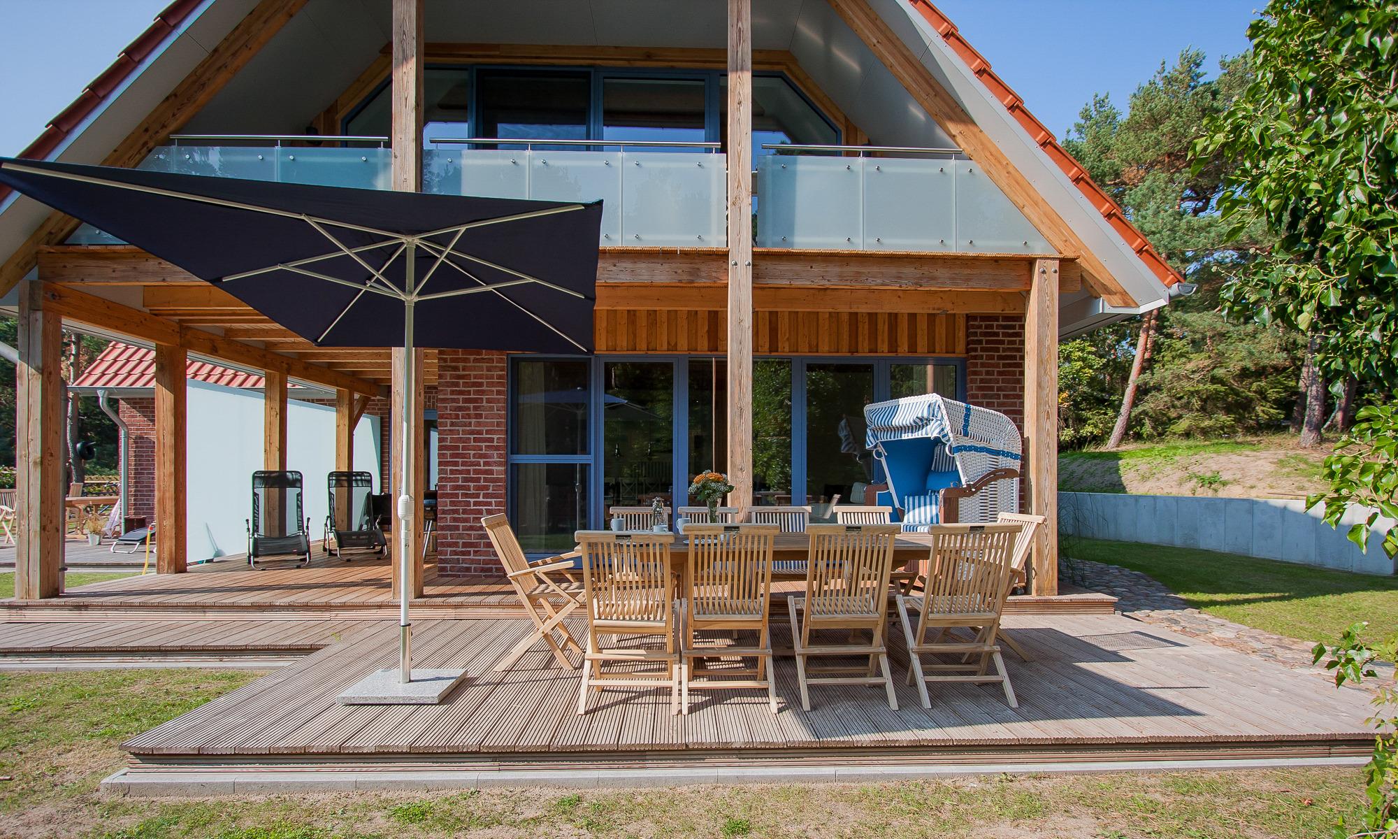 Strandhaus Hühnergott Ferienhaus