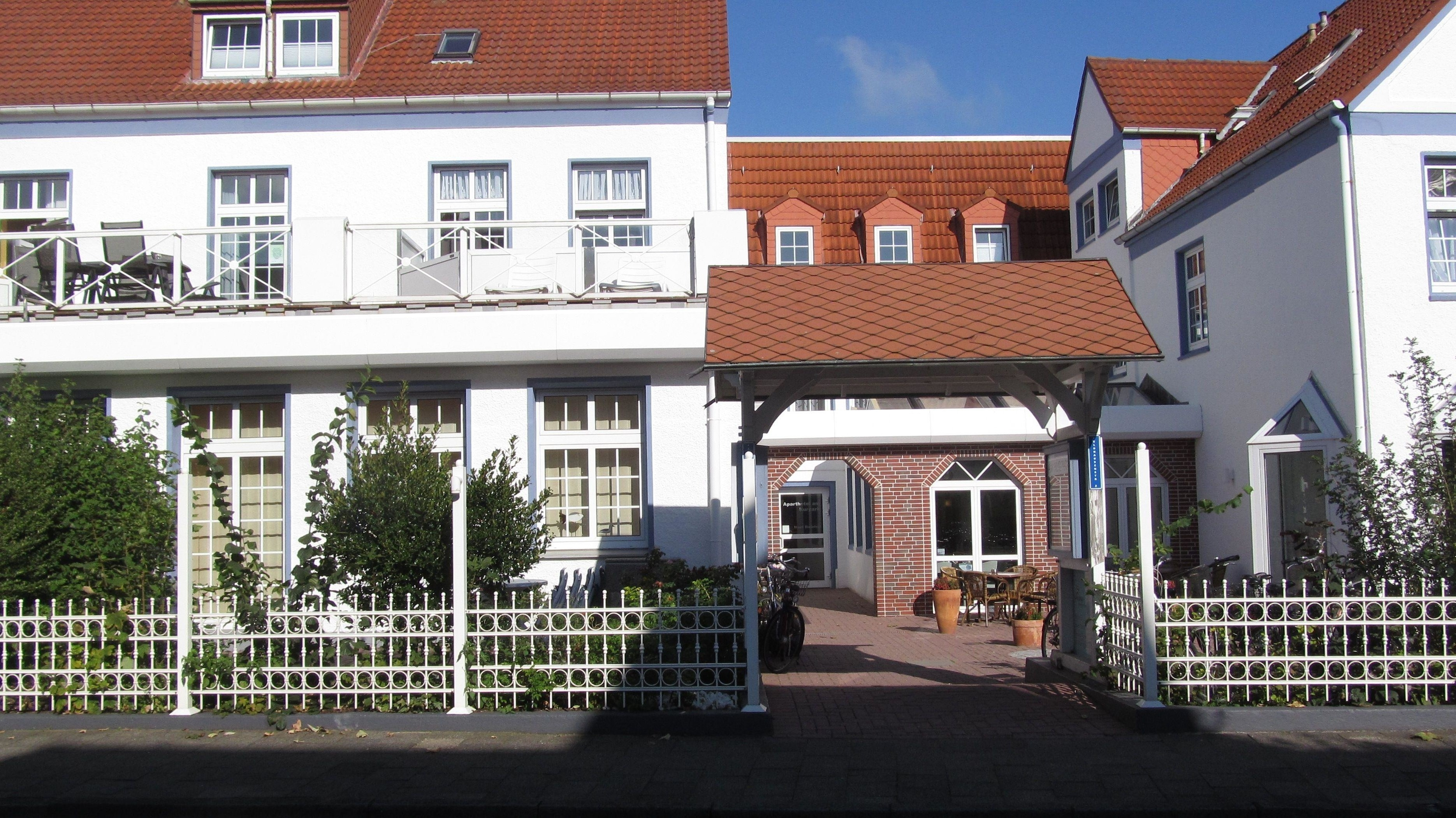 Appartement  23 Ferienwohnung  Norderney