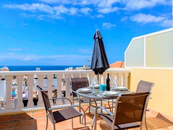 Appartement de vacances Strandnahe Fewo mit Terrasse - F7058 (2606563), Callao Salvaje, Ténérife, Iles Canaries, Espagne, image 15