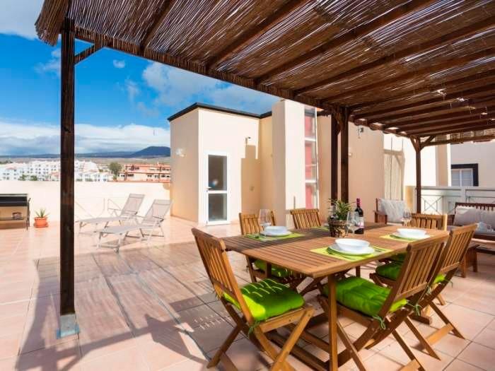 Appartement de vacances Penthouse mit Pool & Terrasse - F7066 (2606564), Callao Salvaje, Ténérife, Iles Canaries, Espagne, image 19