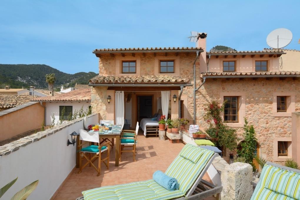 Maison de vacances Mallorca traditional stone village house (2634166), Alaro, Majorque, Iles Baléares, Espagne, image 23