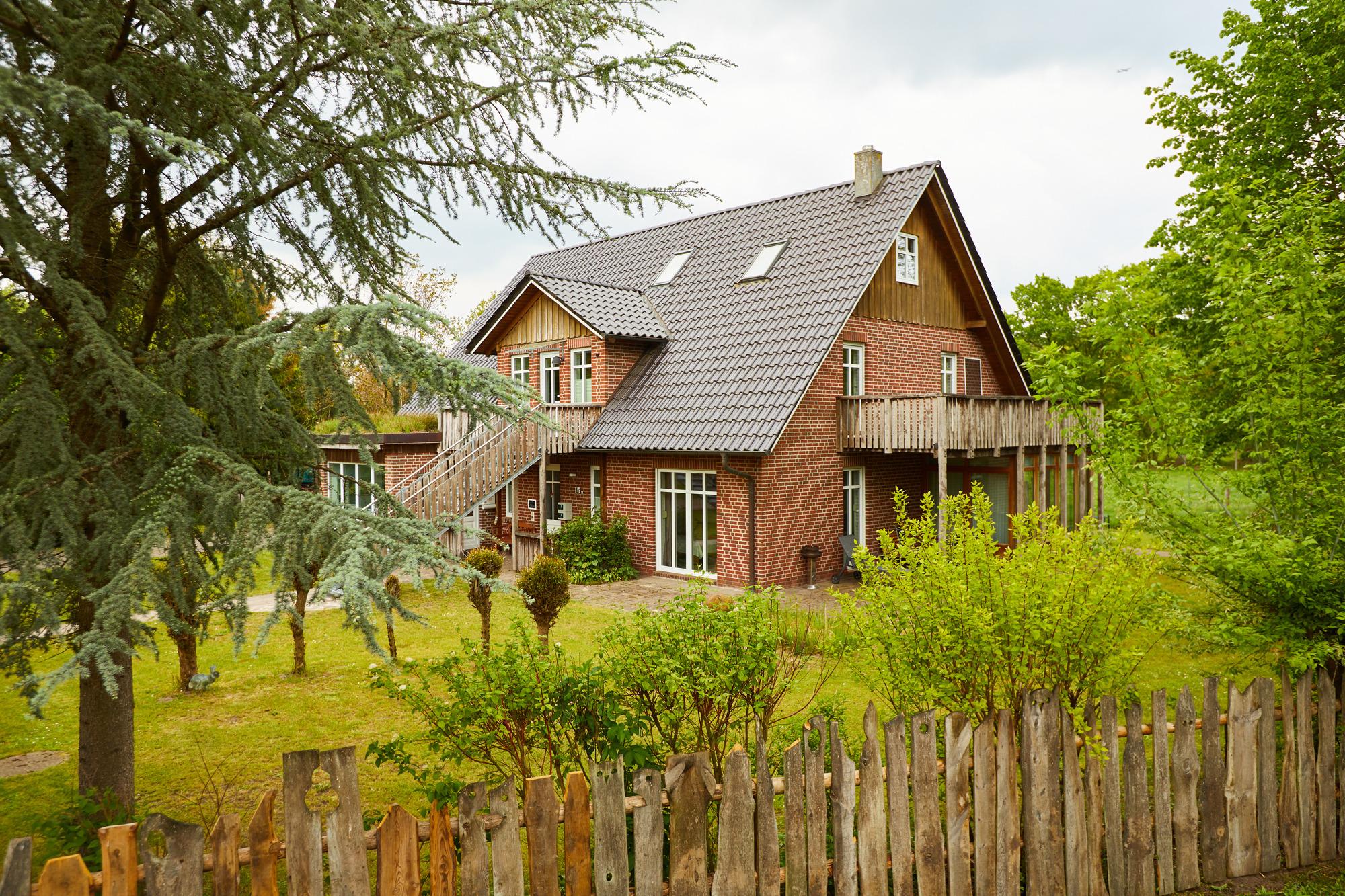 Ferienwohnung Gartenvilla oben (2655450), Lutzhorn, Schleswig-Holstein Binnenland, Schleswig-Holstein, Deutschland, Bild 2