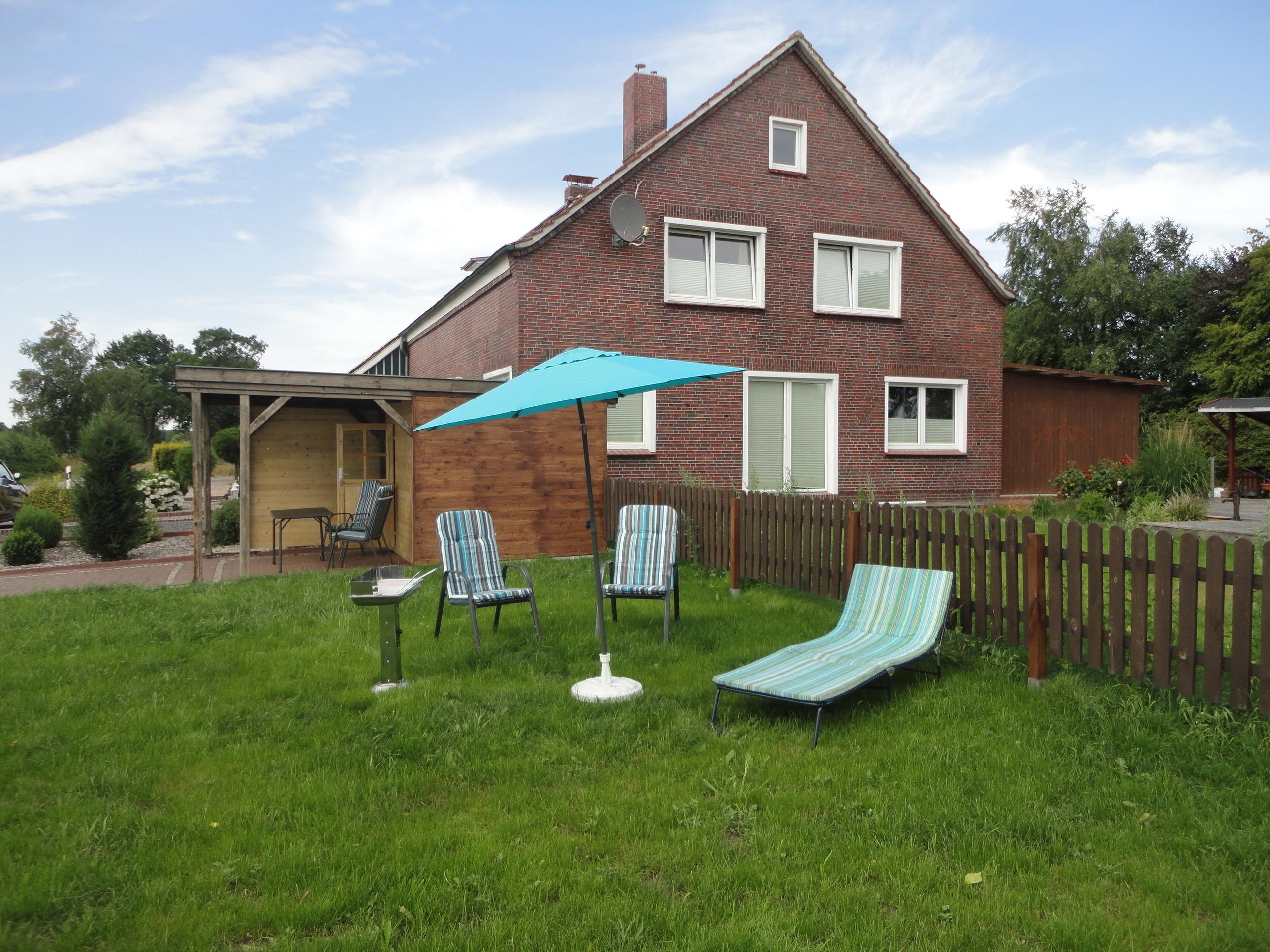 Ferienwohnung Auszeit Walter Ferienwohnung in Ostfriesland