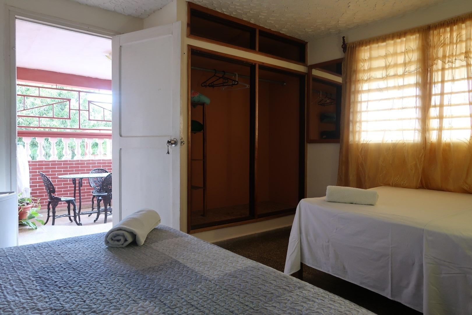Casa Zoila-Lorenzo Zori Appartement 2 Ferienwohnung in Kuba
